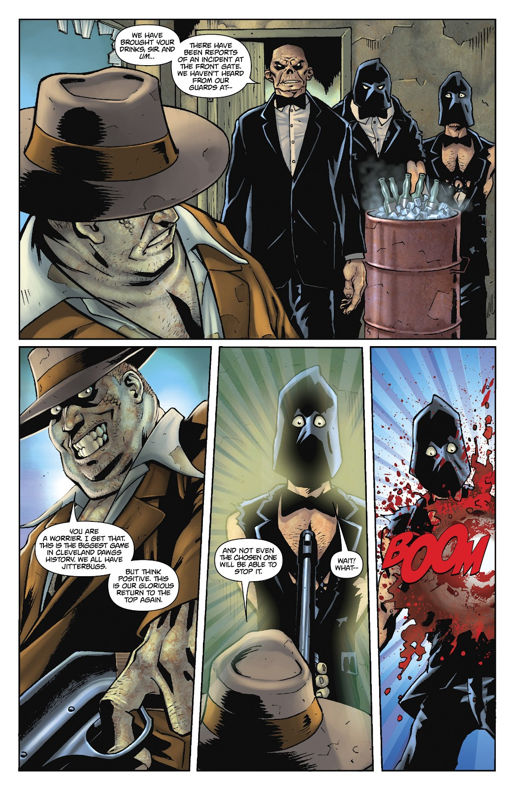 Army of Darkness: The Long Road Home issue TPB - Page 88