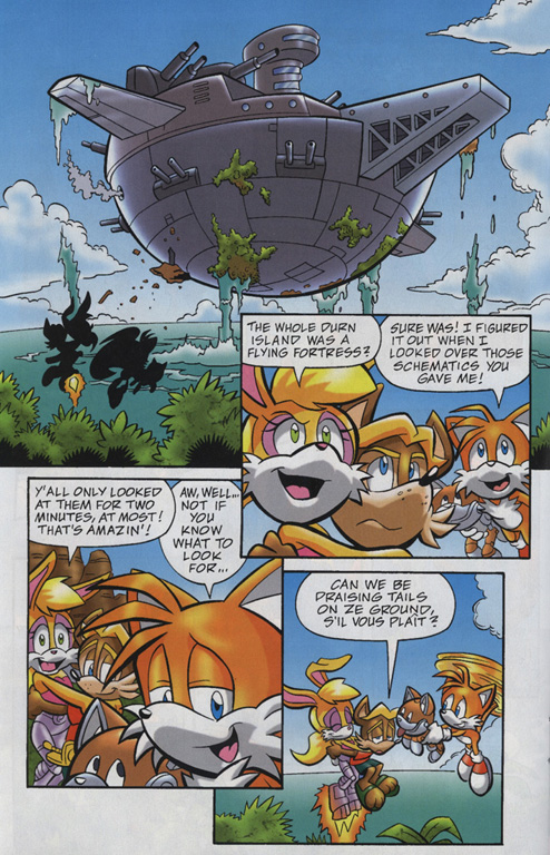 Read online Sonic Universe comic -  Issue #20 - 18
