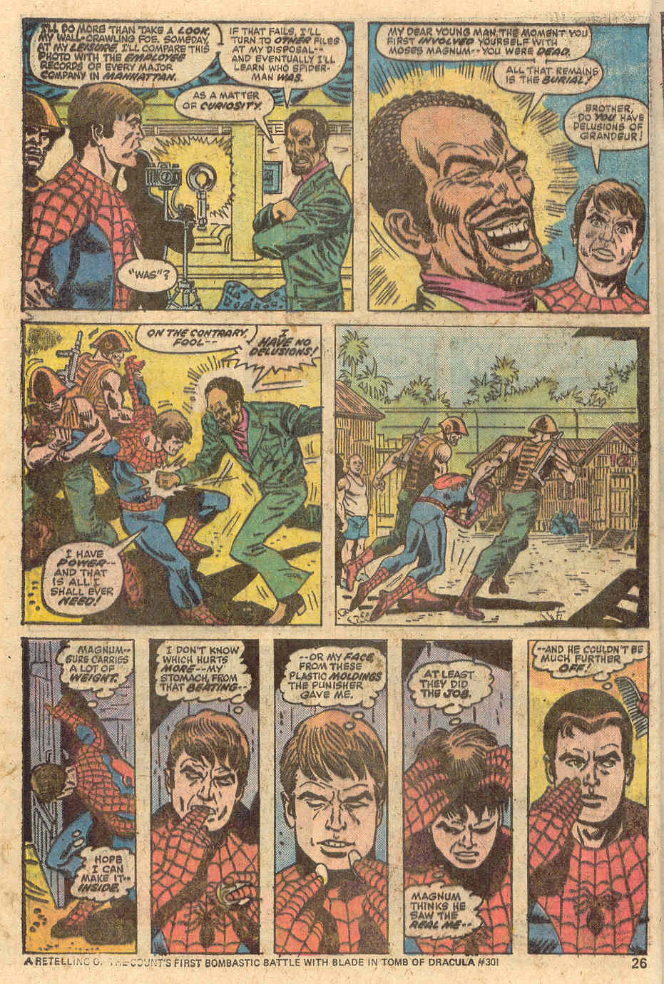 Giant-Size Spider-Man (1974) issue 4 - Page 22