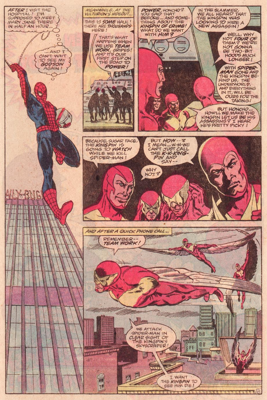 Web of Spider-Man (1985) Issue #2 #12 - English 9