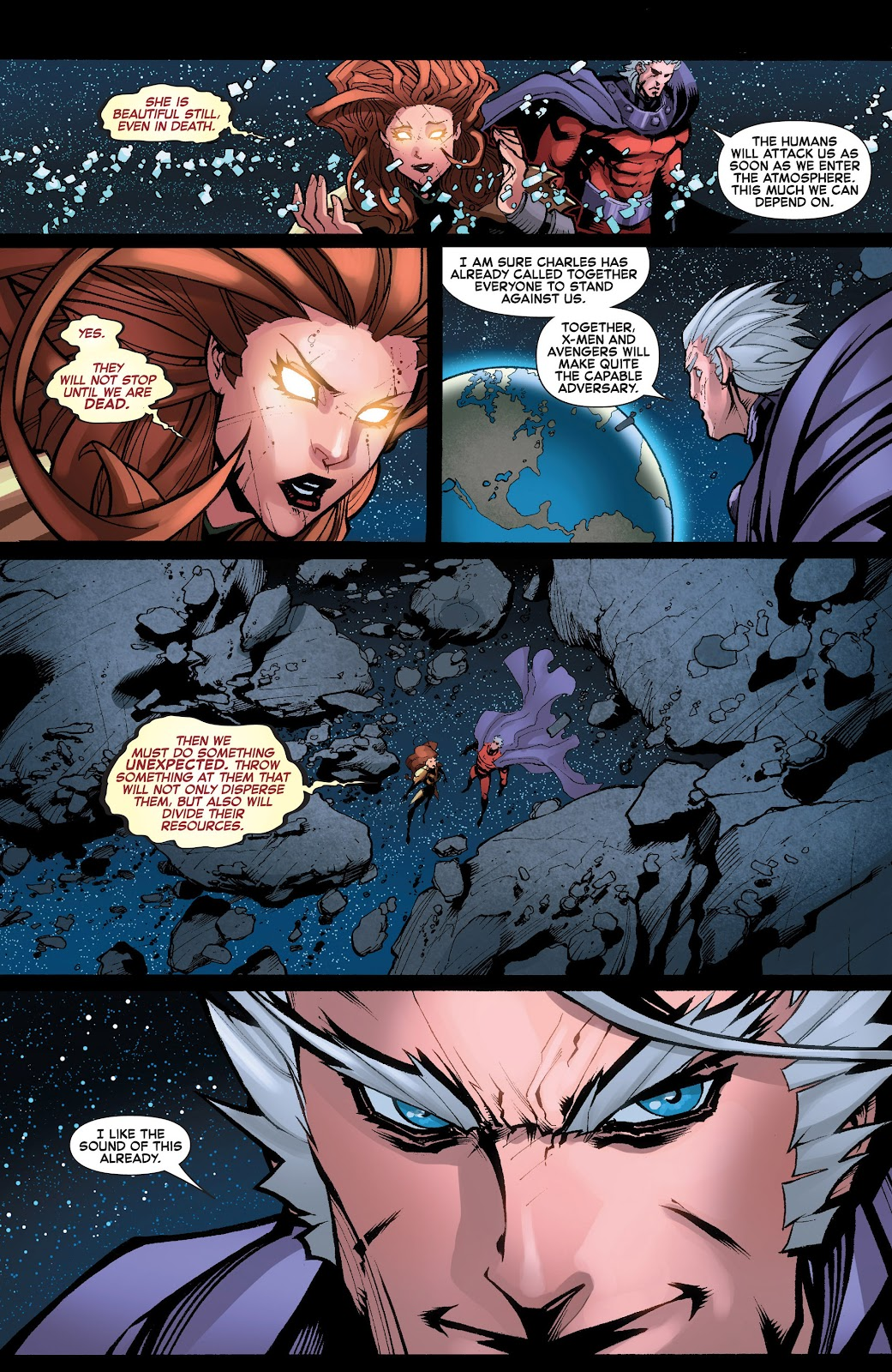 Read online What If? AvX comic -  Issue #3 - 15