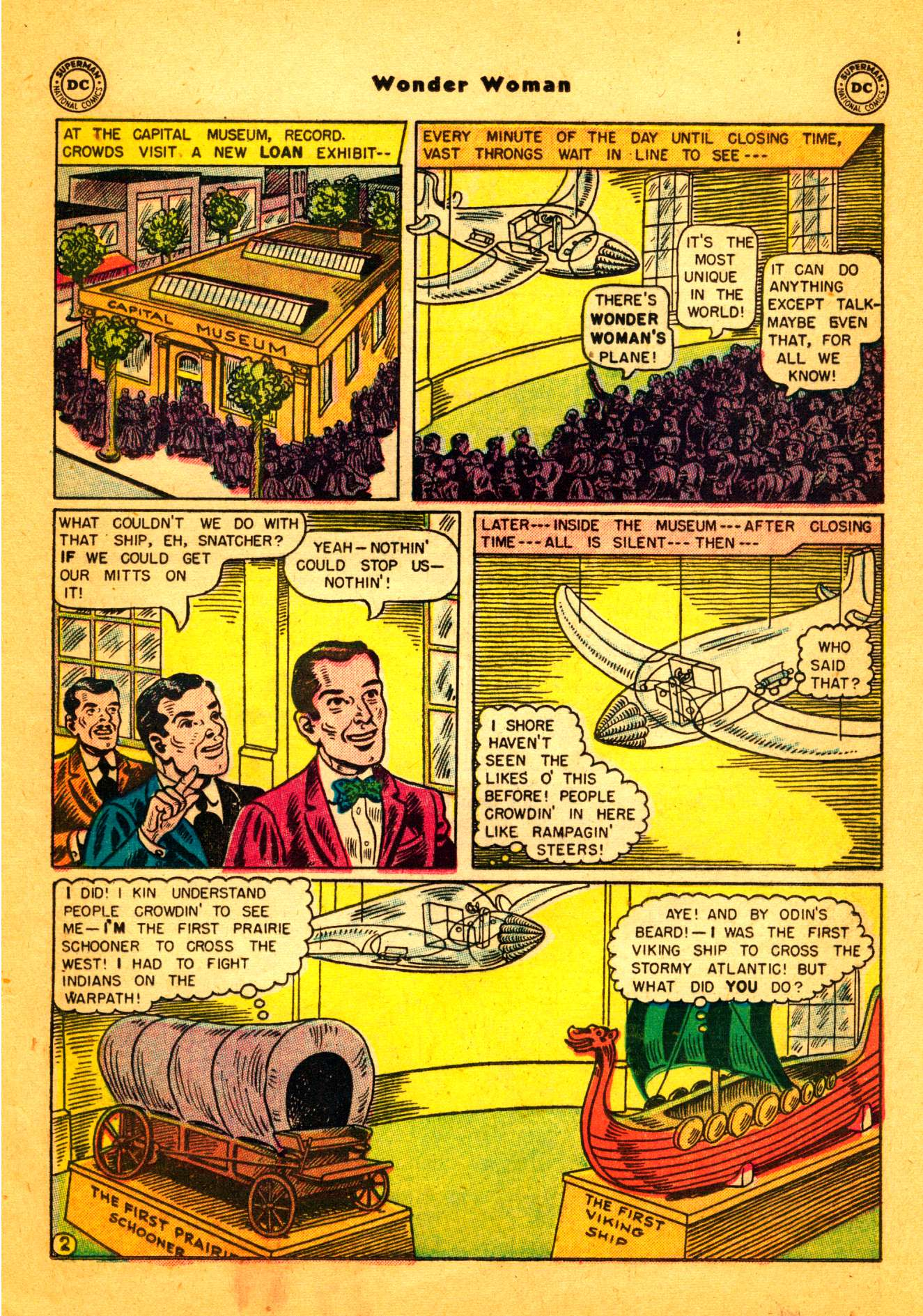 Read online Wonder Woman (1942) comic -  Issue #86 - 16