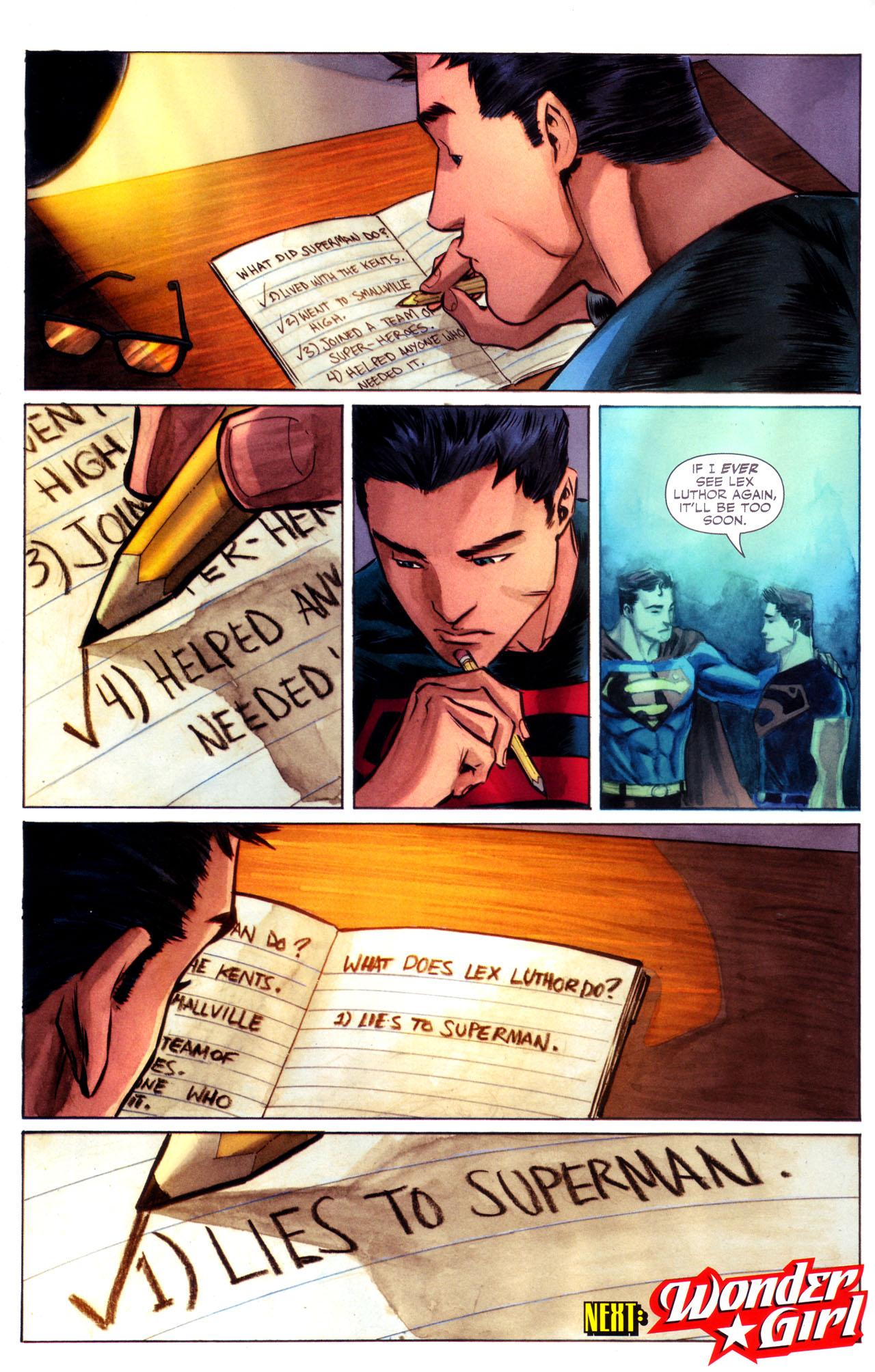Read online Adventure Comics (2009) comic -  Issue #1 - 22
