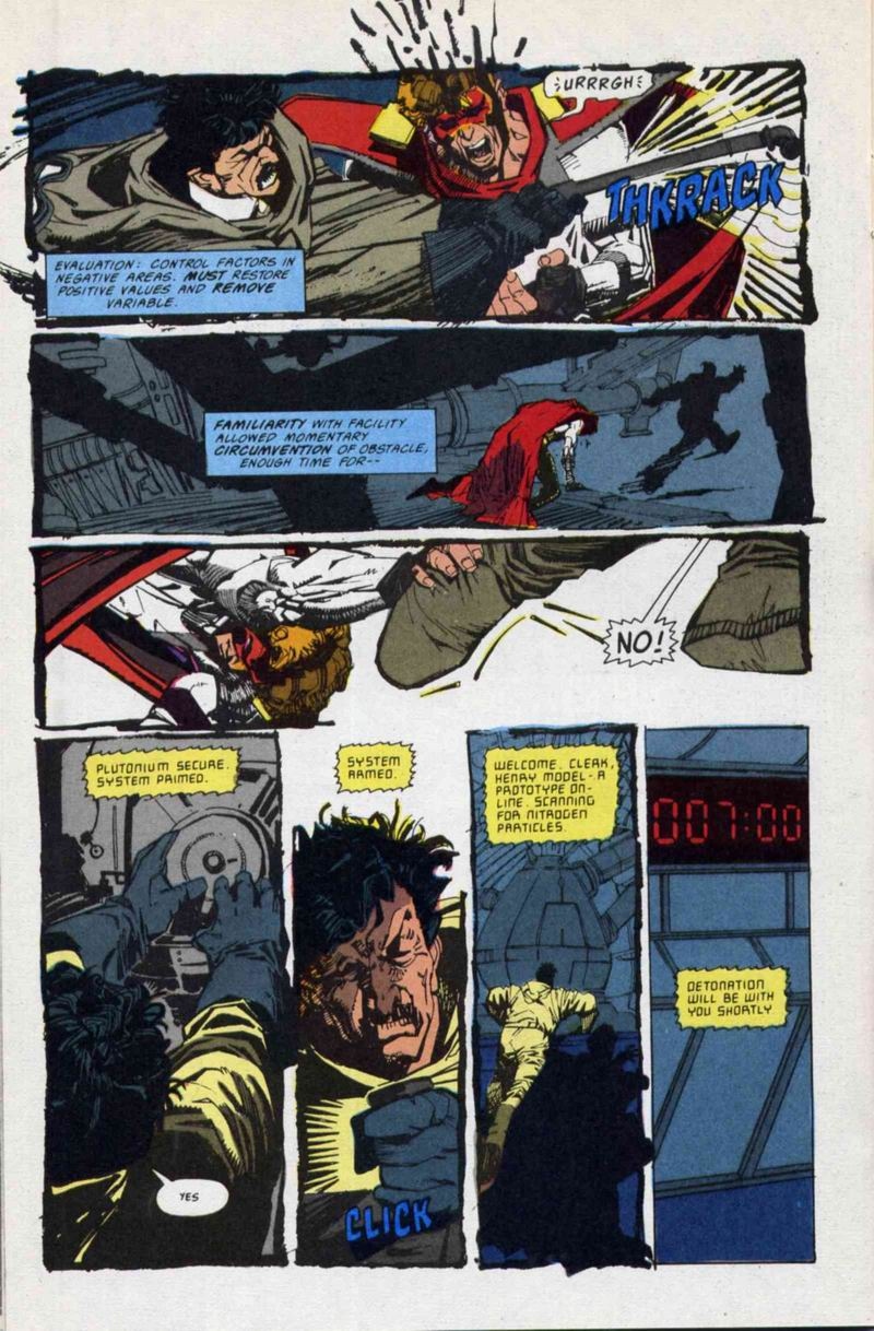 Read online Doctor Zero comic -  Issue #3 - 22