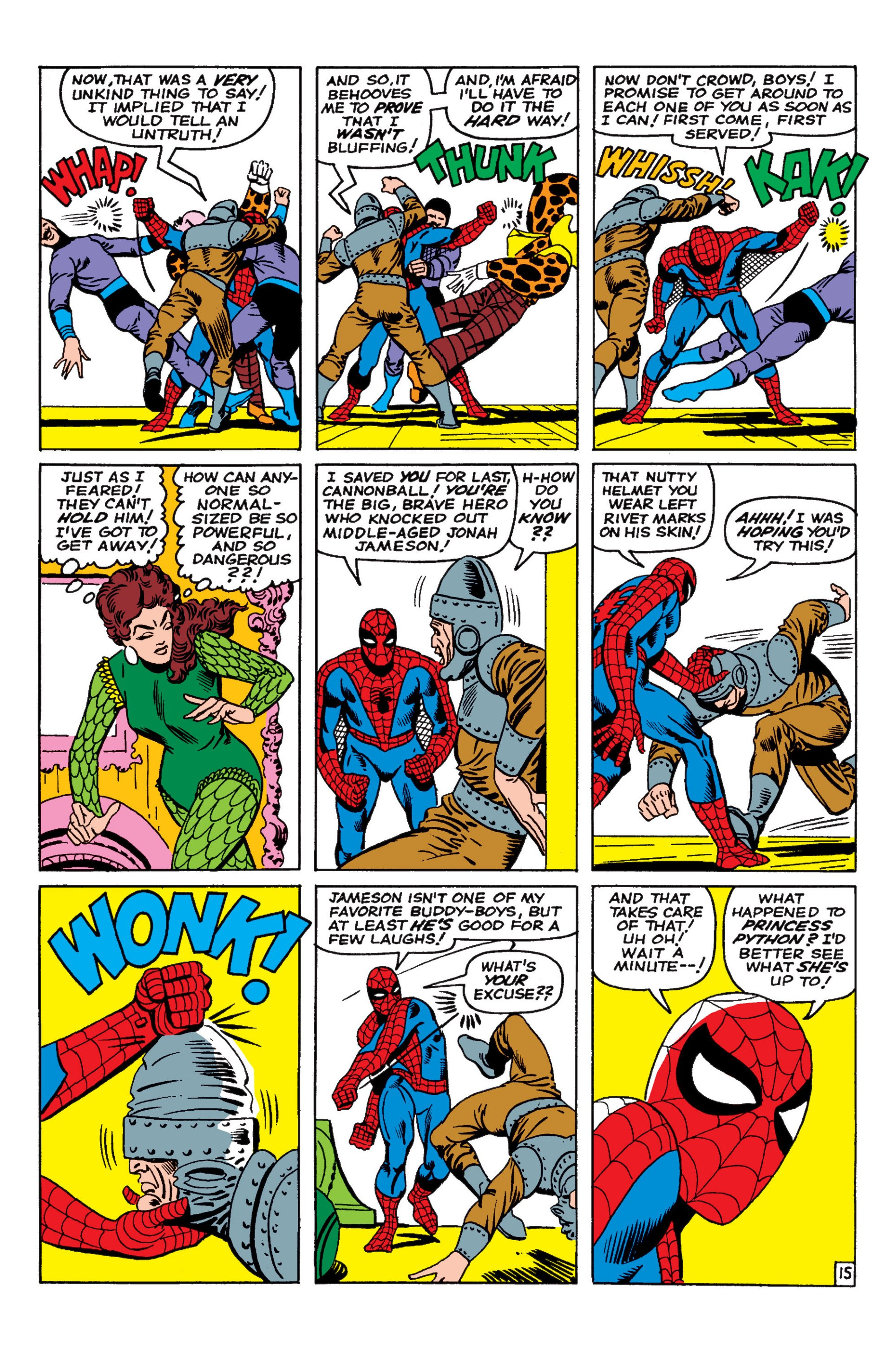 The Amazing Spider-Man (1963) 22 Page 15