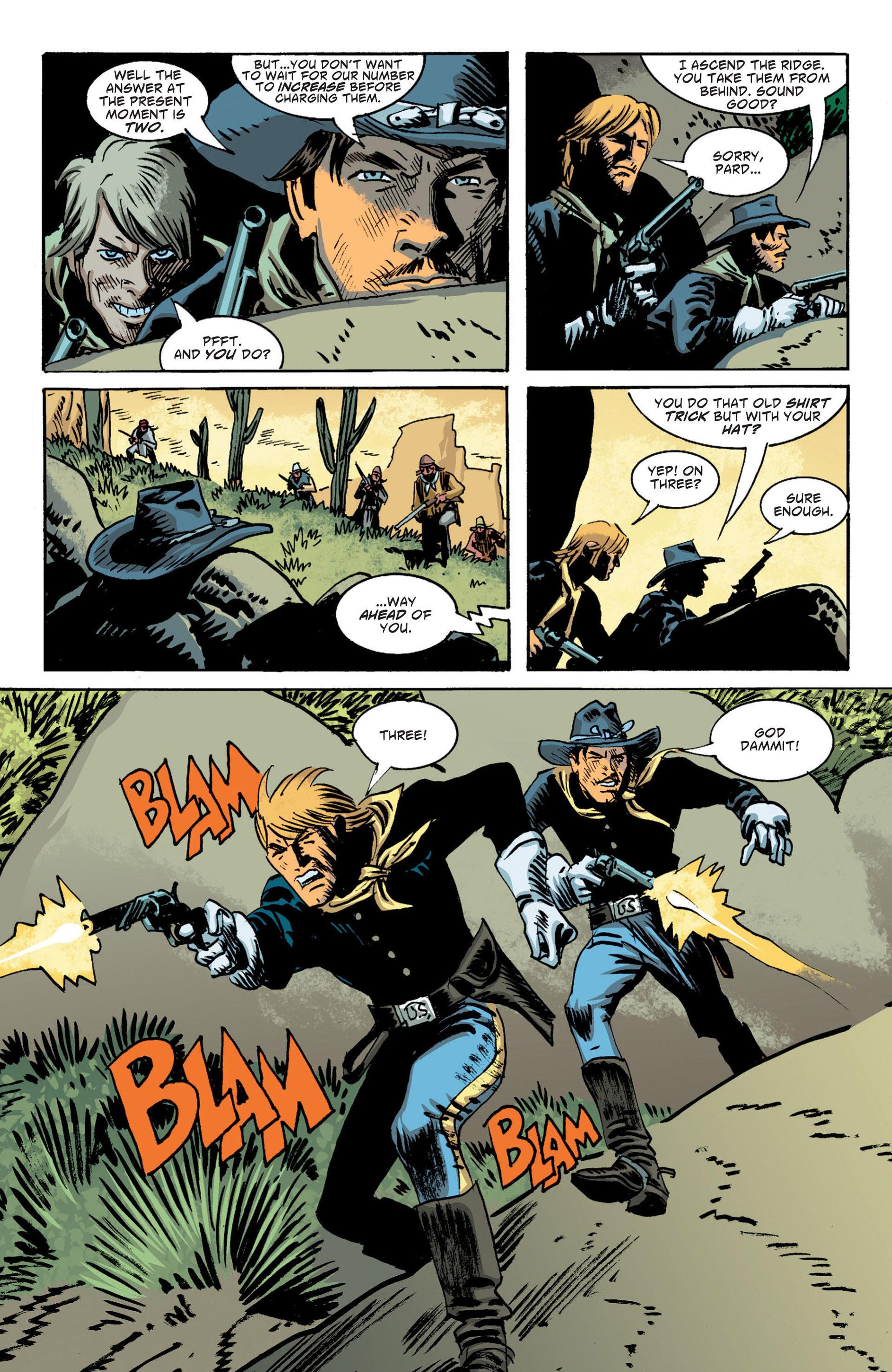 Read online American Vampire comic -  Issue #19 - 10