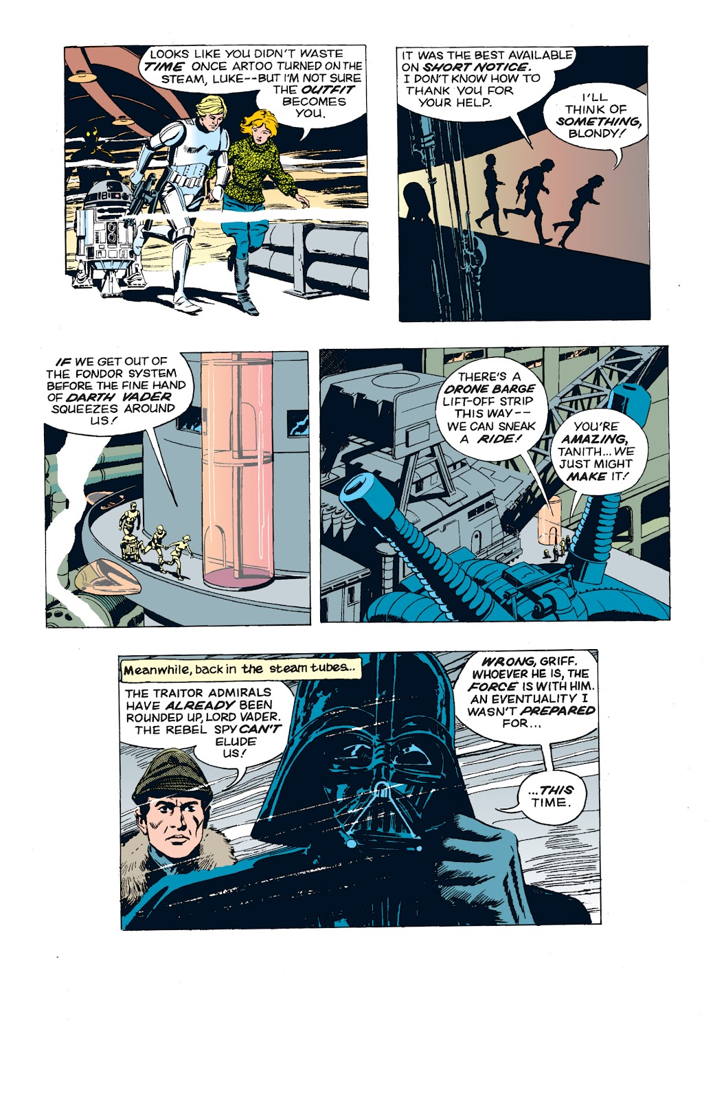 Read online Star Wars Legends: The Newspaper Strips - Epic Collection comic -  Issue # TPB (Part 5) - 69