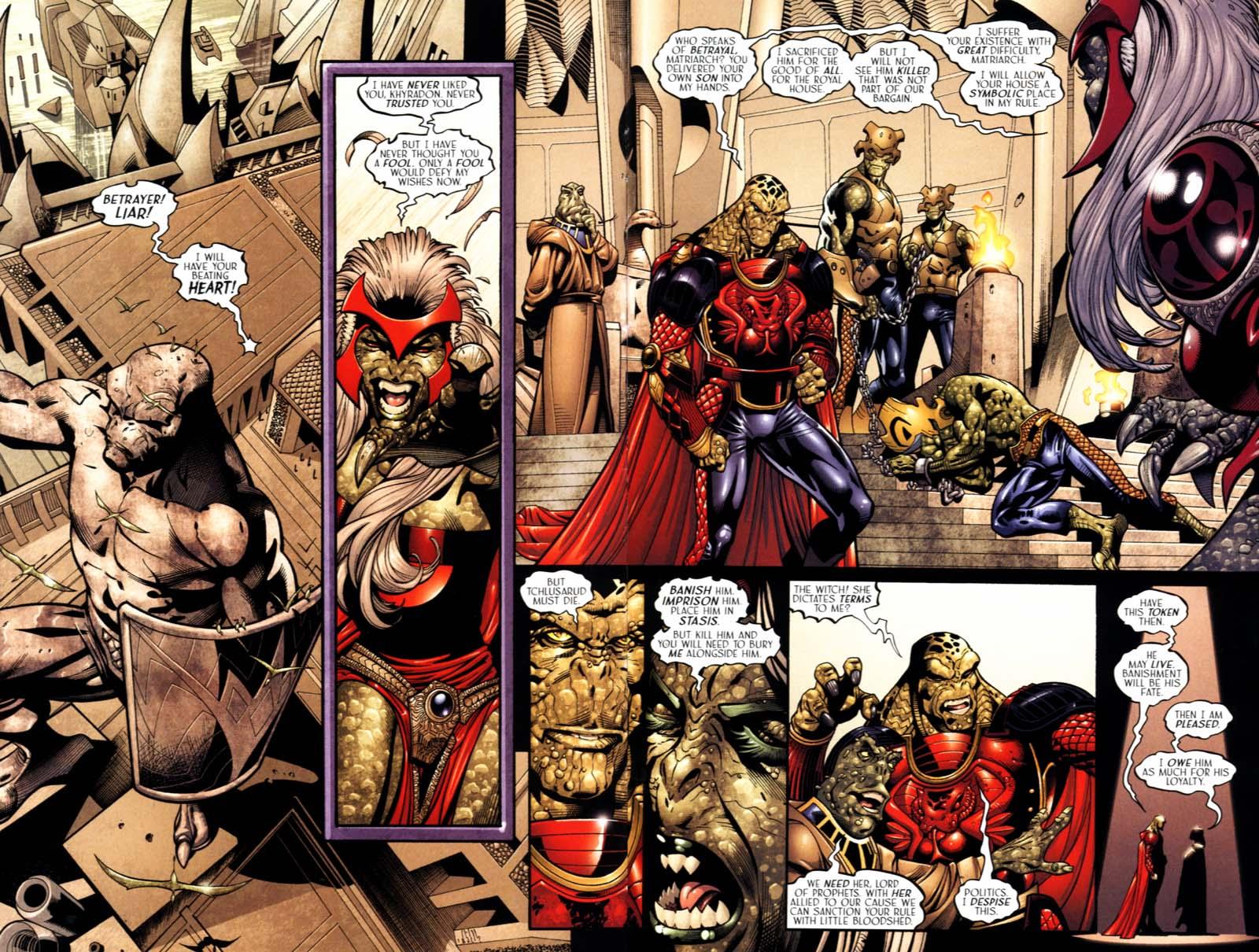 Read online Sigil (2000) comic -  Issue #22 - 16