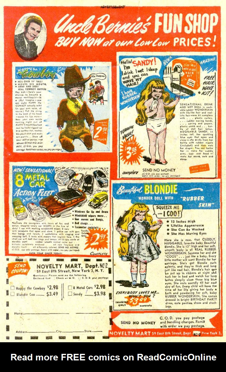 Read online Sensation (Mystery) Comics comic -  Issue #112 - 34