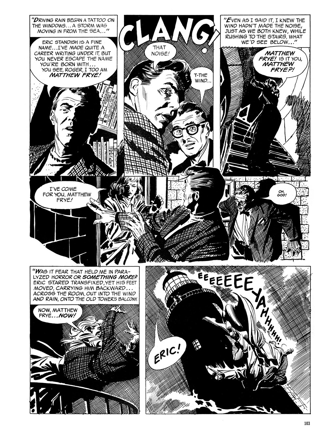Read online Eerie Archives comic -  Issue # TPB 1 - 104