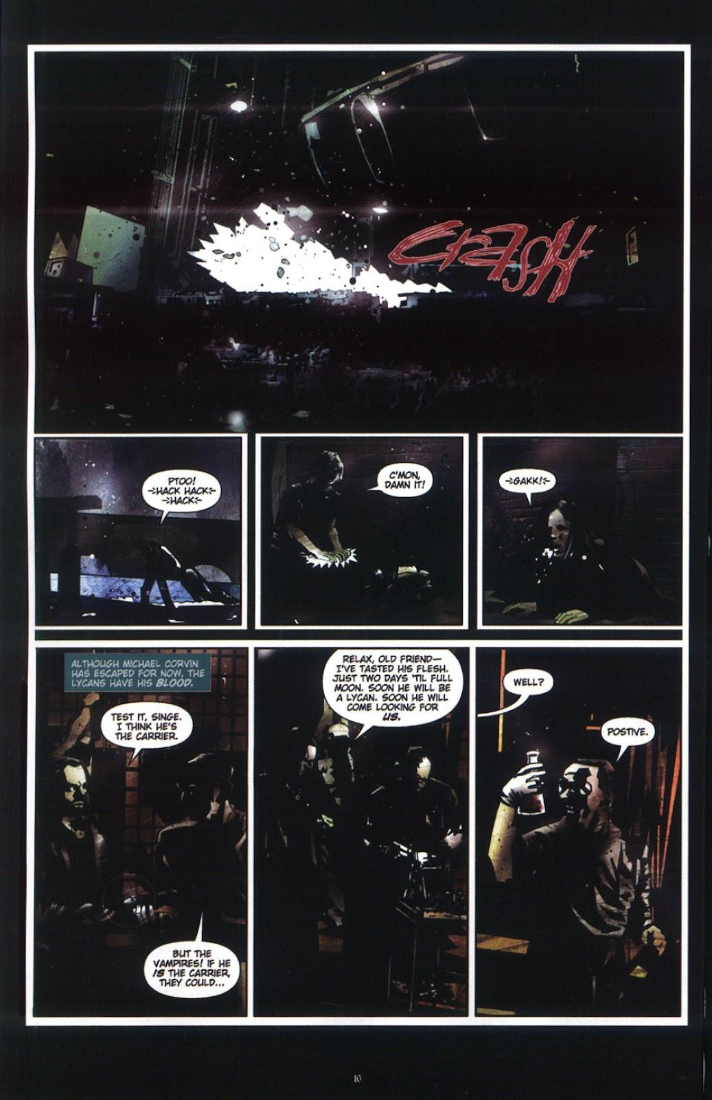 Read online Underworld (2003) comic -  Issue # Full - 18
