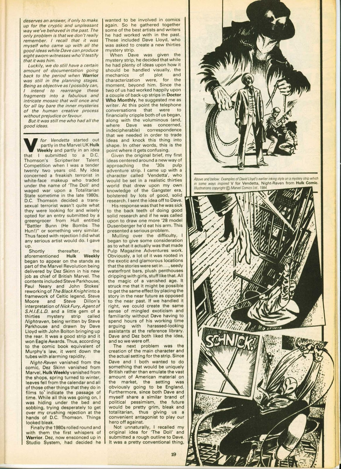 Warrior Issue #17 #18 - English 19