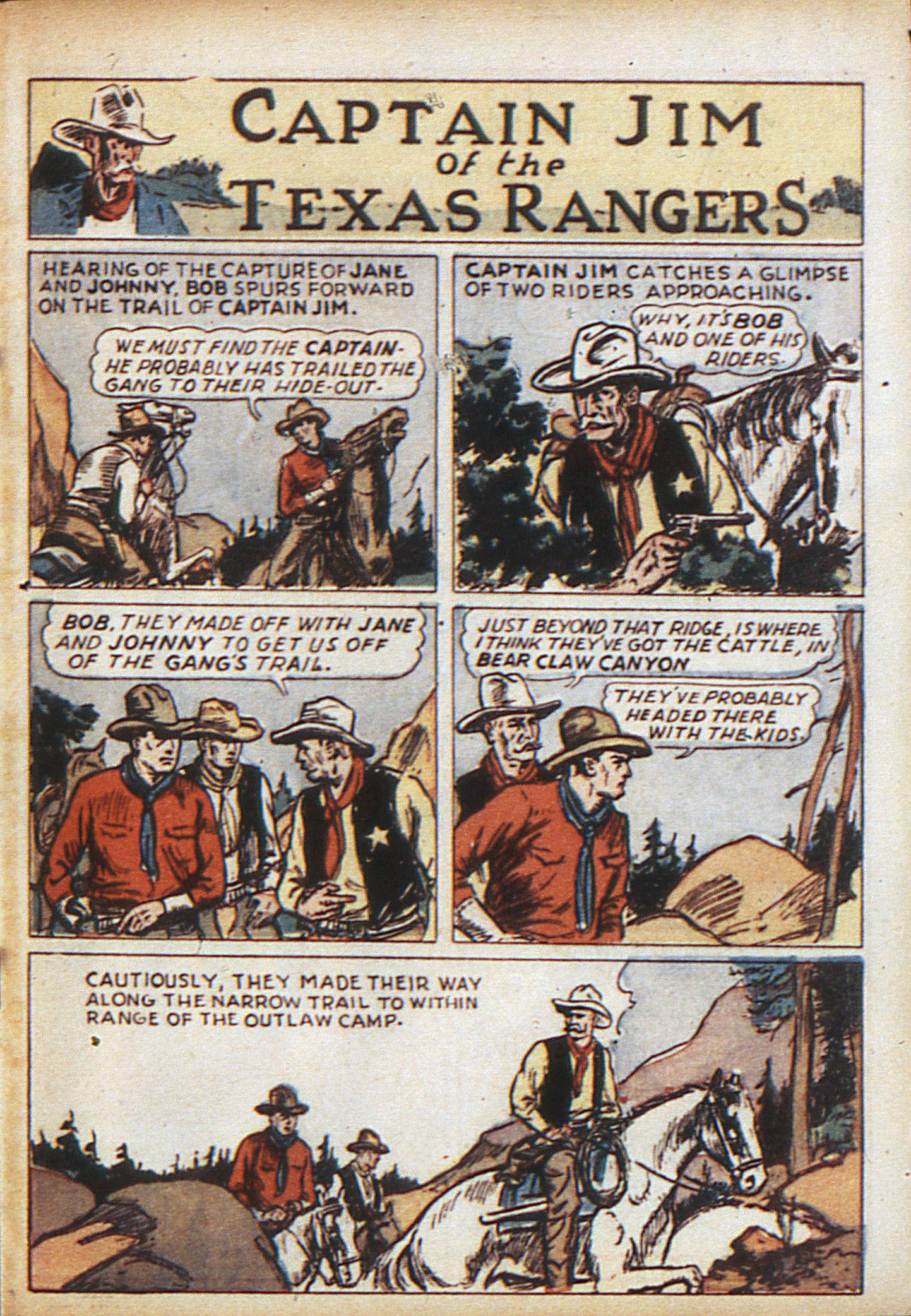 Read online Adventure Comics (1938) comic -  Issue #10 - 6