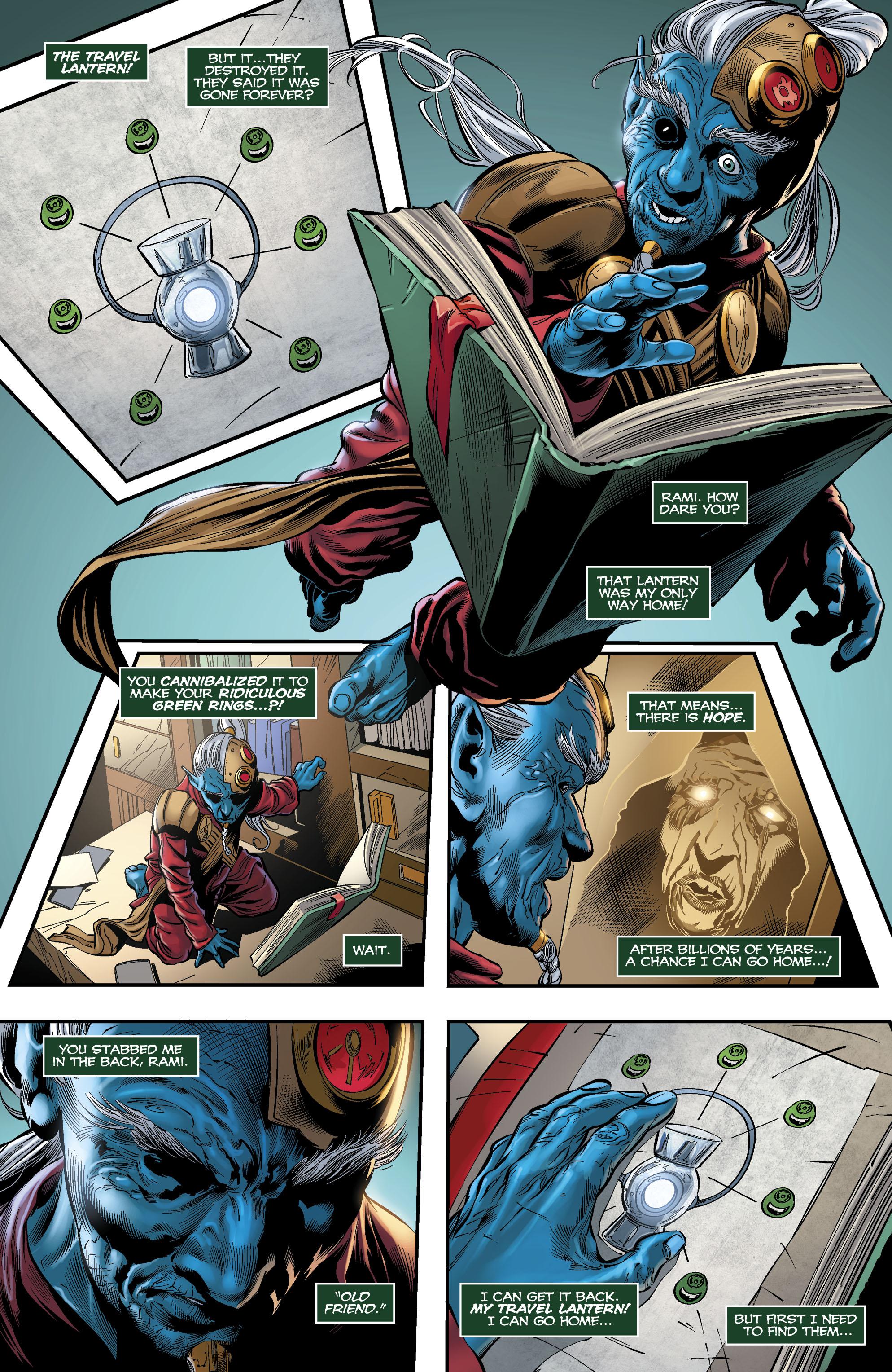 Read online Green Lanterns comic -  Issue #23 - 10