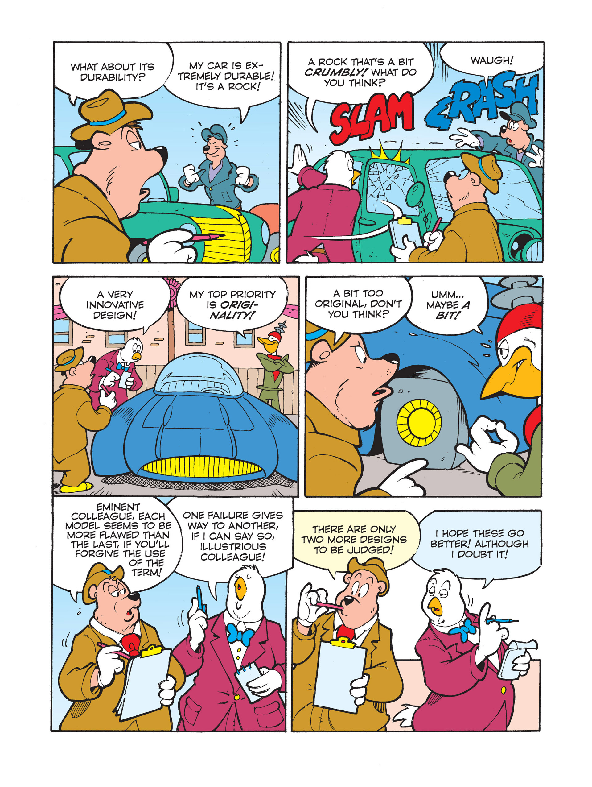 Read online All of Scrooge McDuck's Millions comic -  Issue #8 - 17