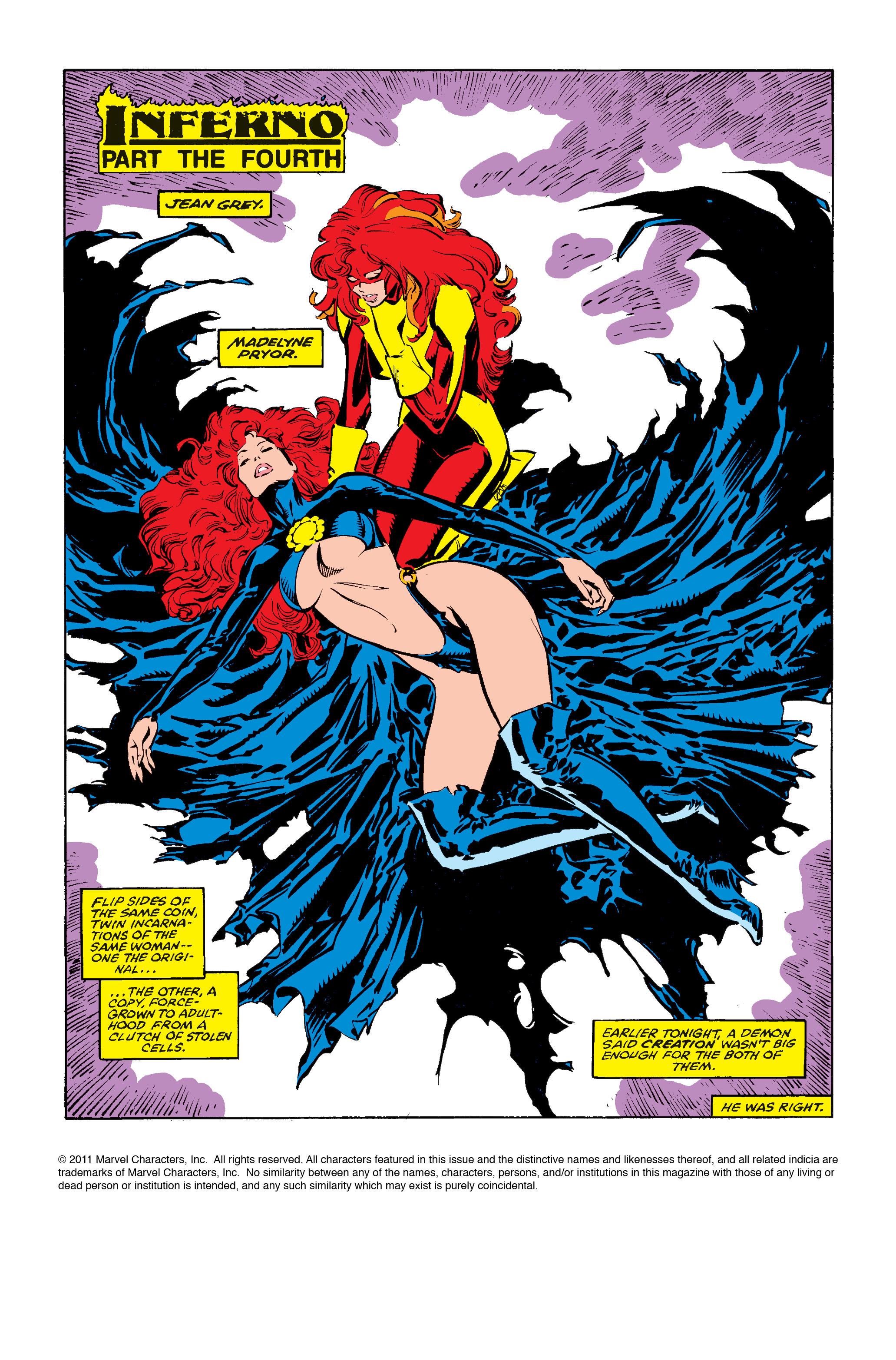 Read online Uncanny X-Men (1963) comic -  Issue #243 - 2