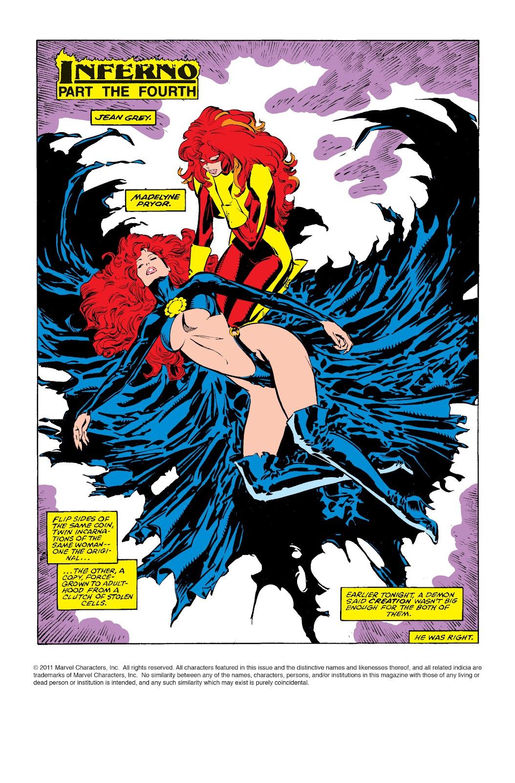 Uncanny X-Men (1963) issue 243 - Page 2