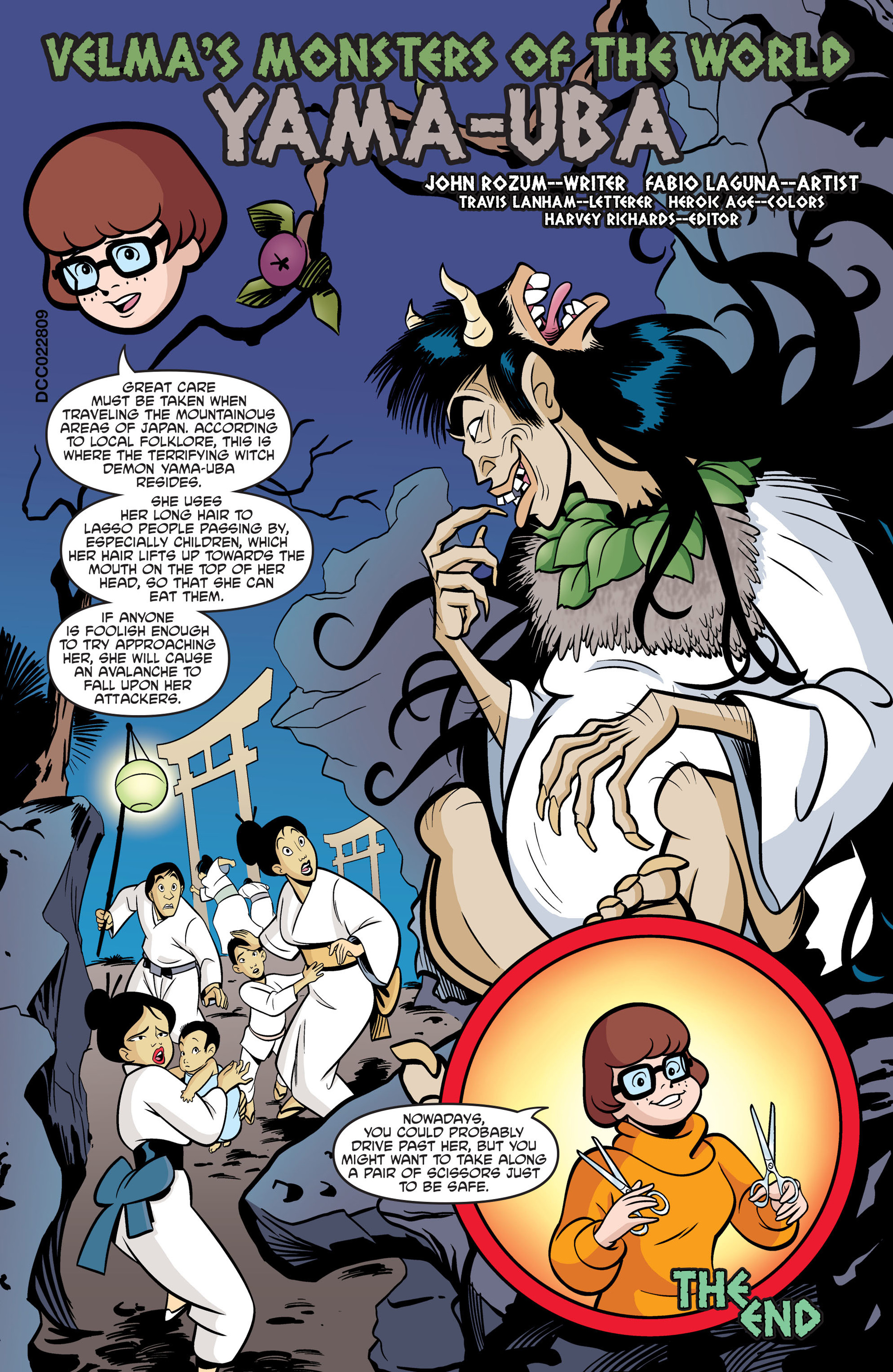 Read online Scooby-Doo: Where Are You? comic -  Issue #40 - 20