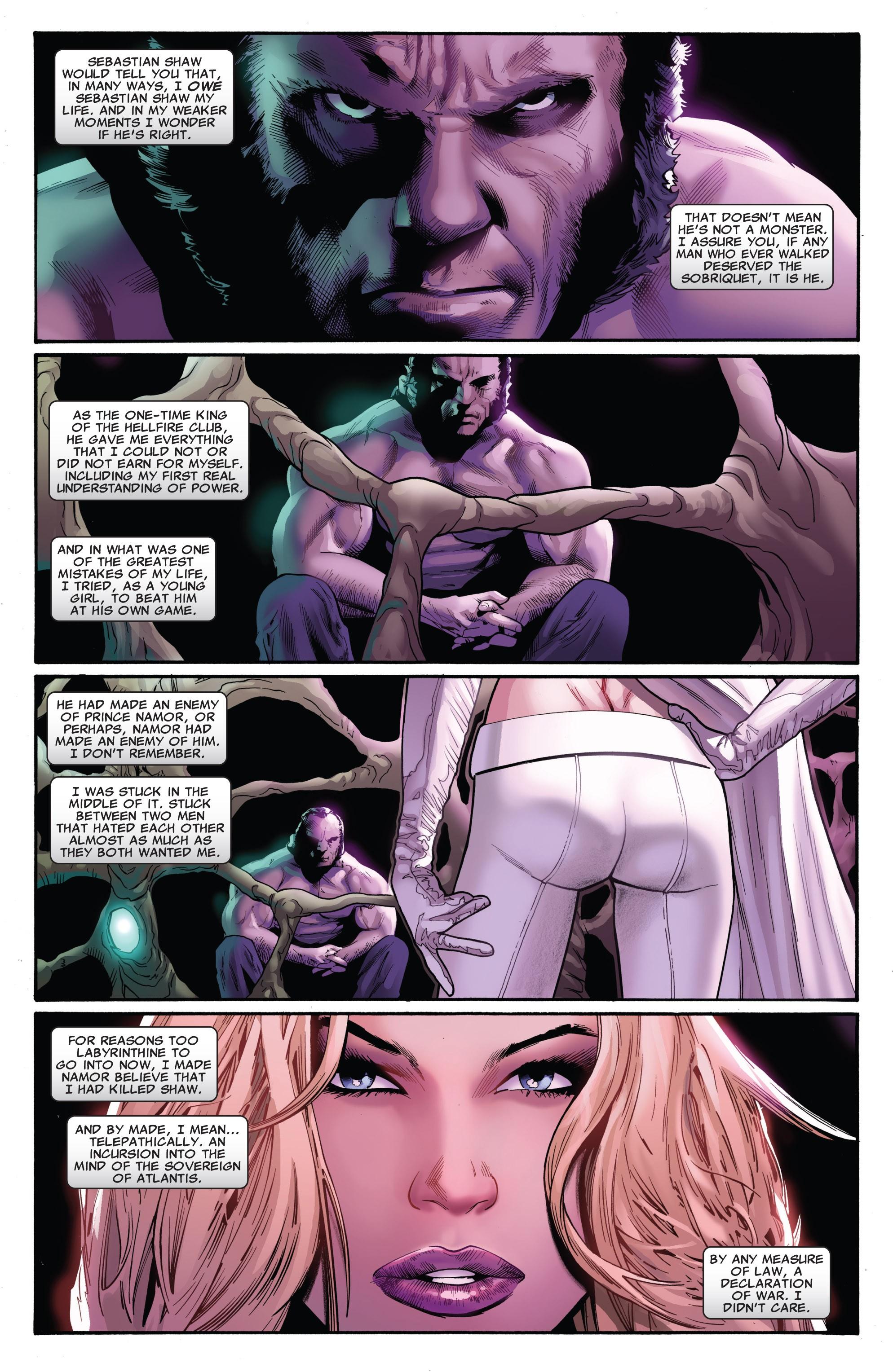 Read online Uncanny X-Men (1963) comic -  Issue #530 - 3