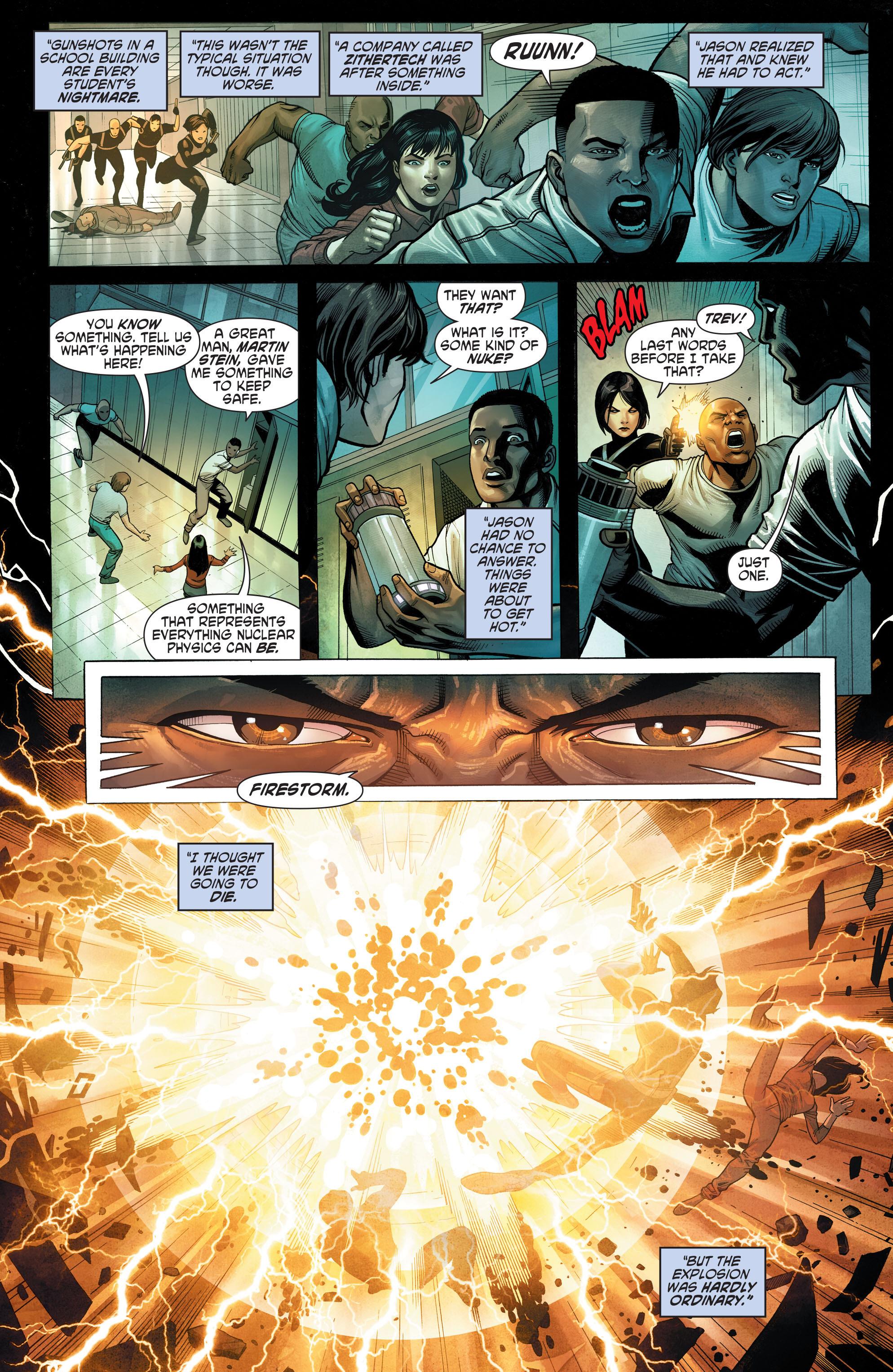 Read online Secret Origins (2014) comic -  Issue #10 - 17