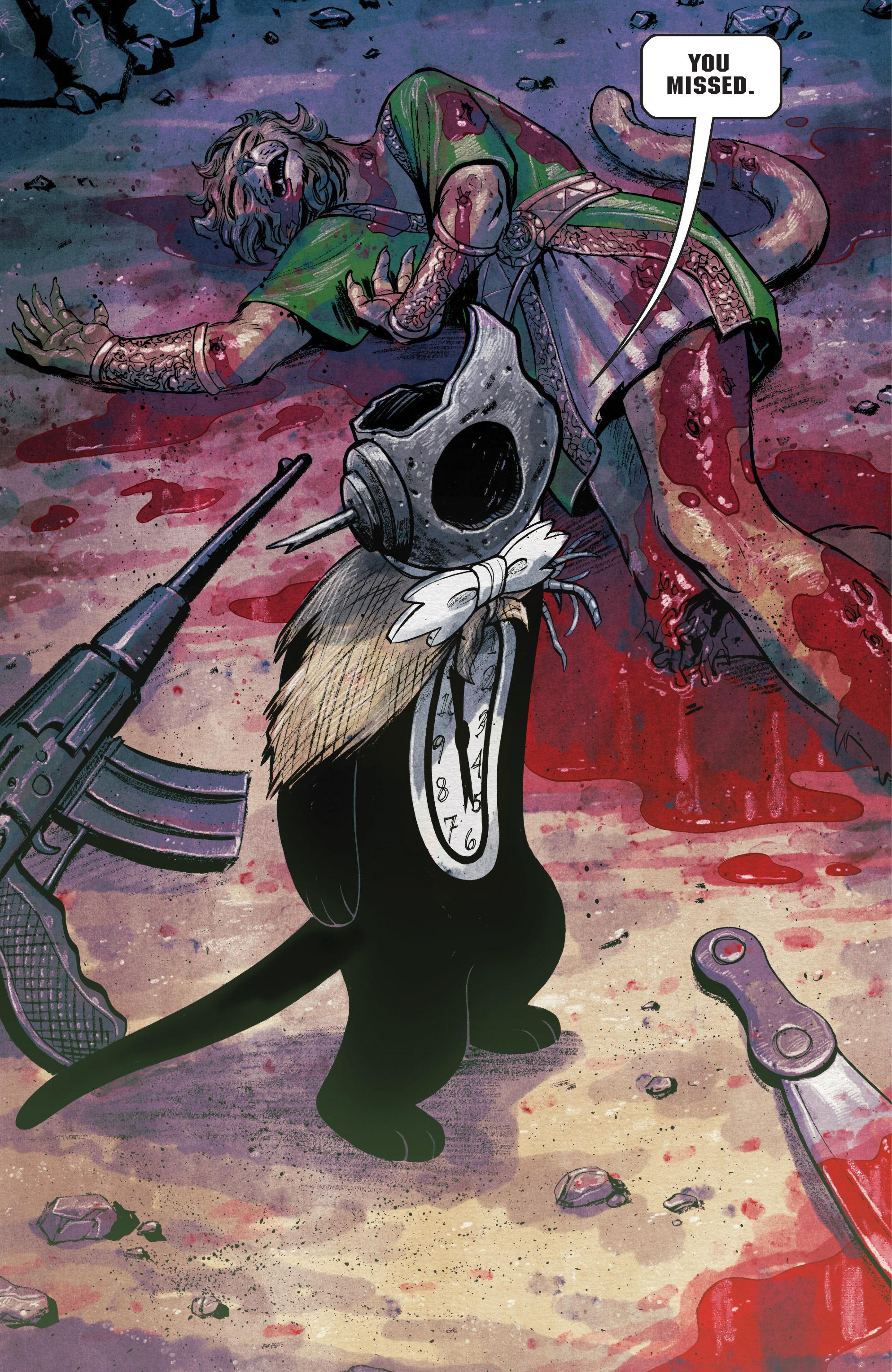 Read online Shutter comic -  Issue #16 - 19