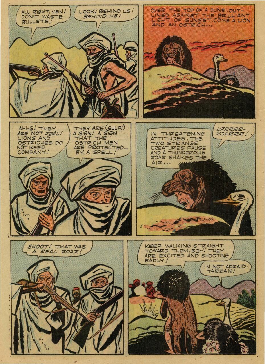 Tarzan (1948) issue 72 - Page 24