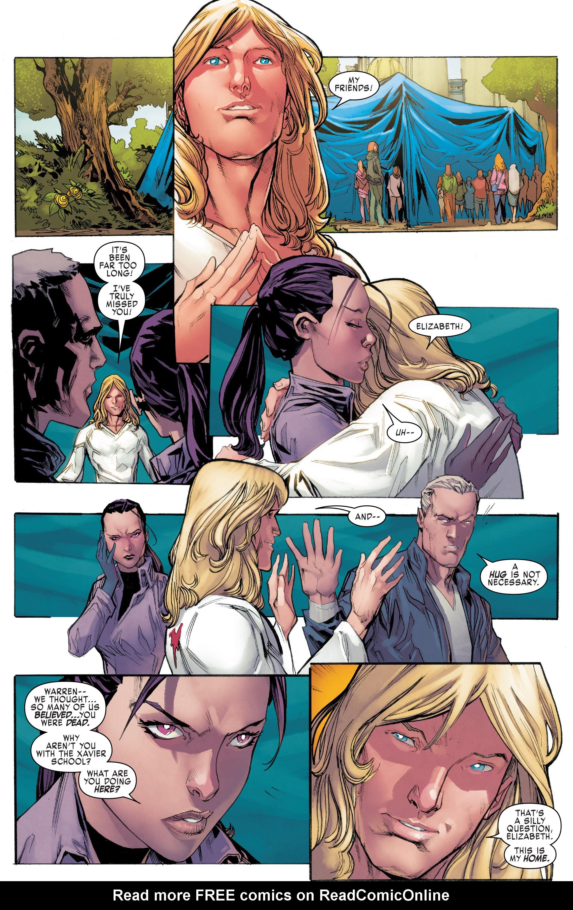 Read online Uncanny X-Men (2016) comic -  Issue #7 - 11