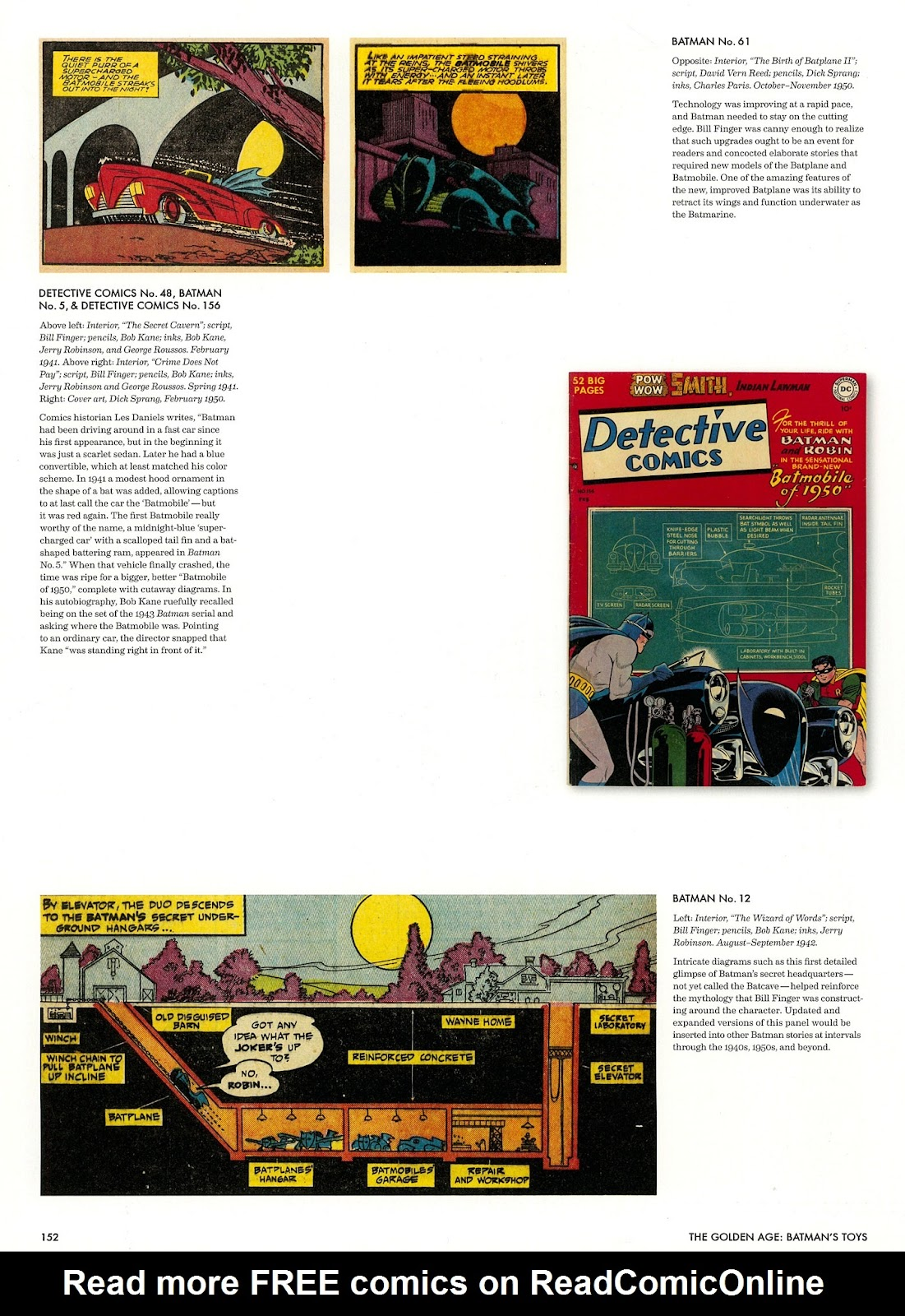 Read online 75 Years Of DC Comics comic -  Issue # TPB (Part 2) - 62