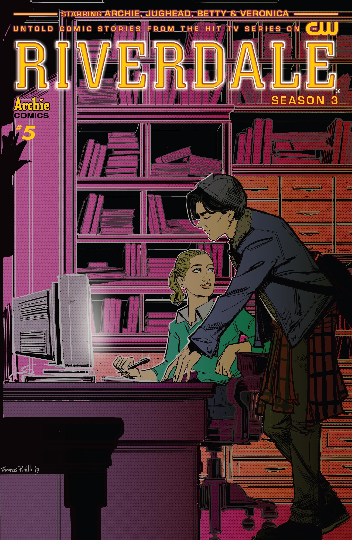 Riverdale: Season Three 5 Page 1