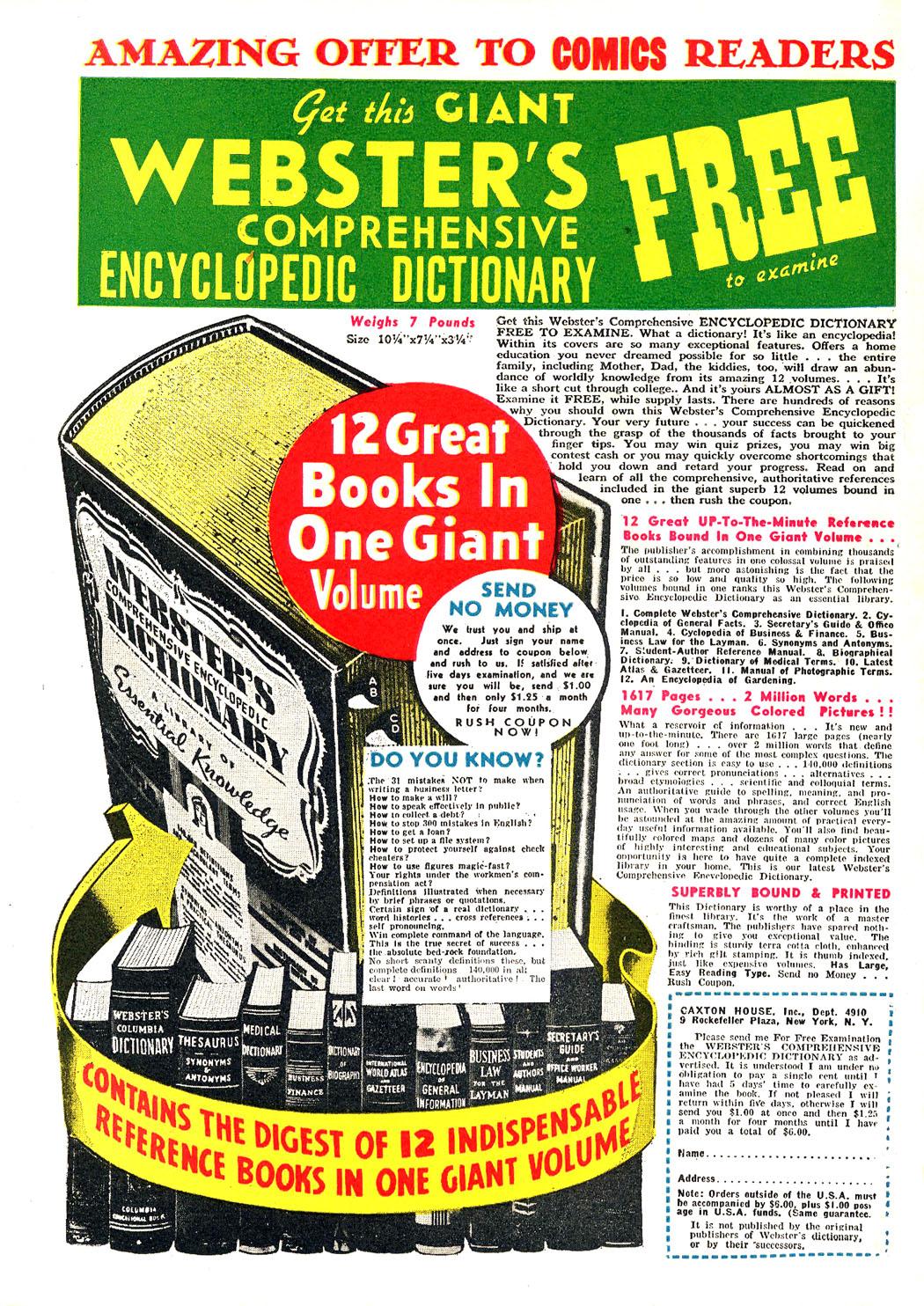 Read online Sensation (Mystery) Comics comic -  Issue #10 - 68