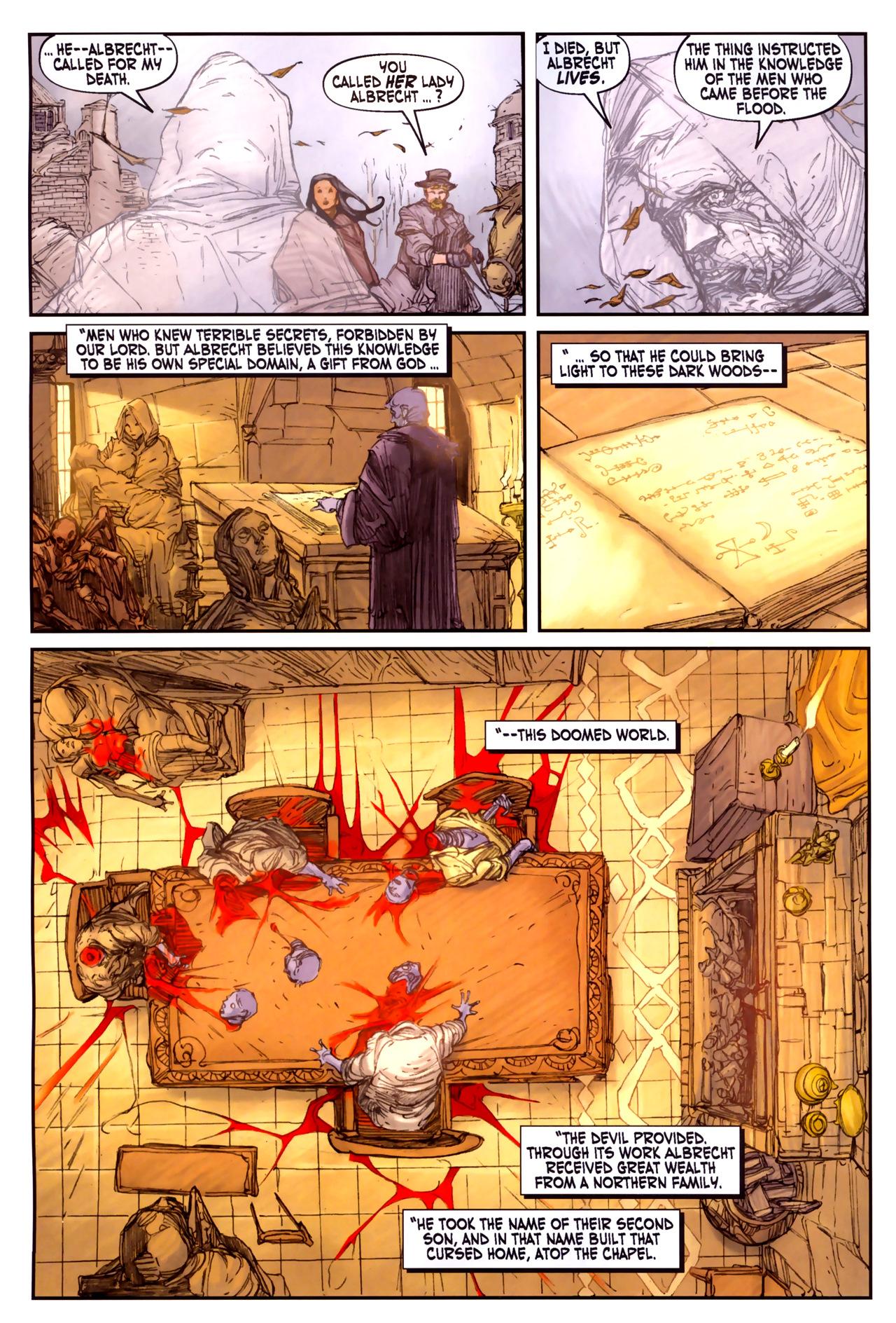 Read online Solomon Kane comic -  Issue #3 - 18