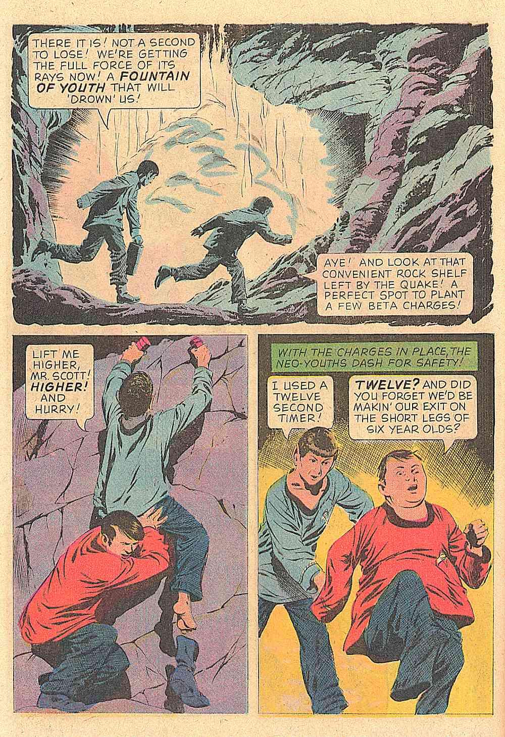 Star Trek (1967) issue 42 - Page 23