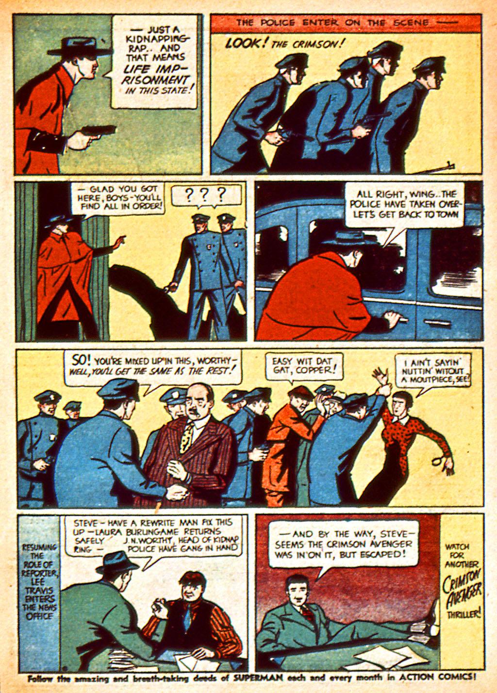 Read online Detective Comics (1937) comic -  Issue #37 - 34
