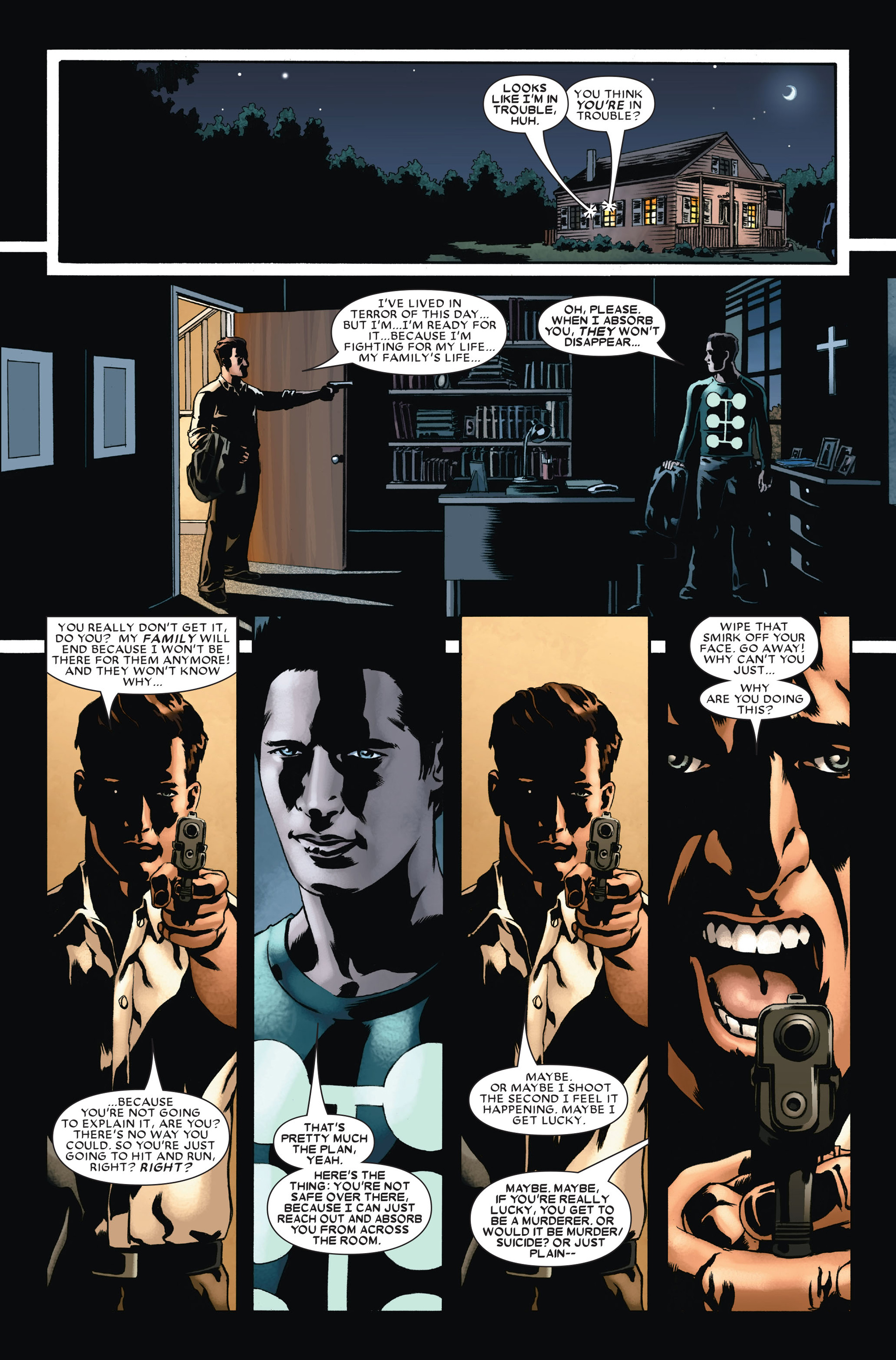 Read online X-Factor (2006) comic -  Issue #16 - 18