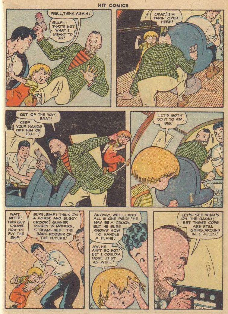 Read online Hit Comics comic -  Issue #45 - 41