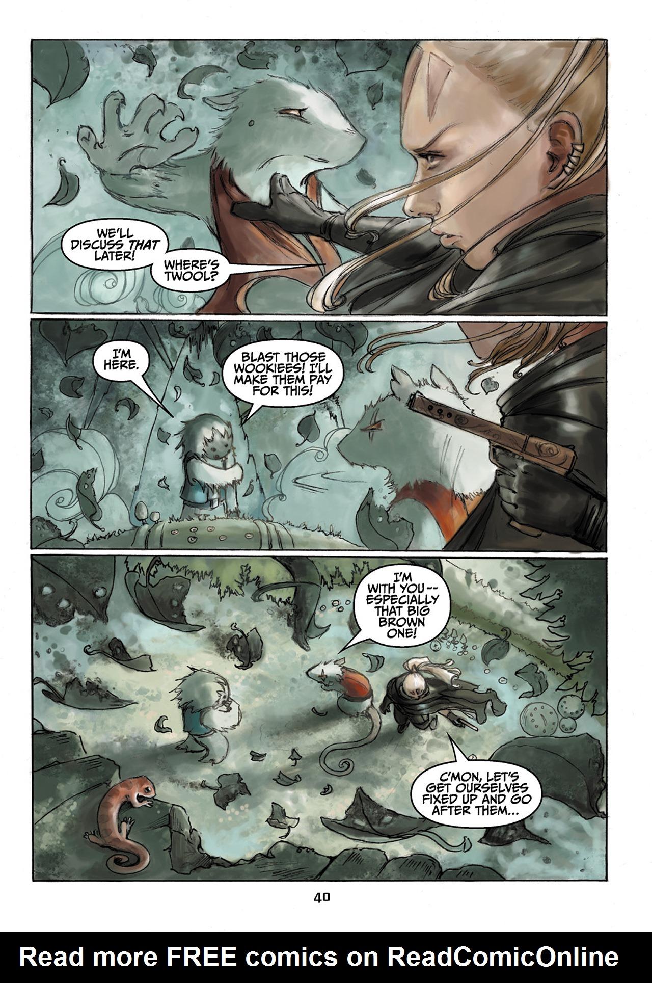 Read online Star Wars Omnibus comic -  Issue # Vol. 33 - 438