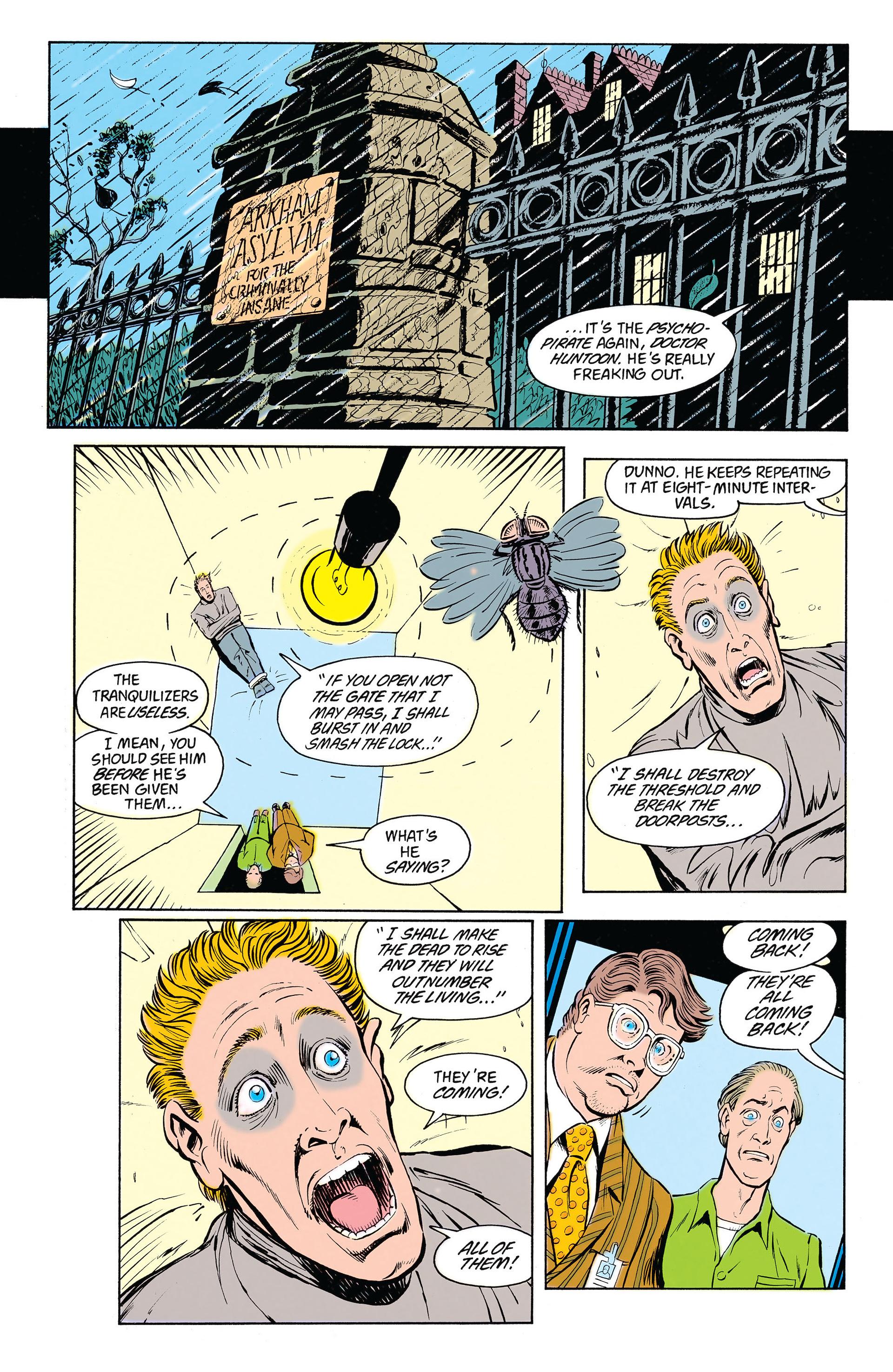 Read online Animal Man (1988) comic -  Issue #20 - 12