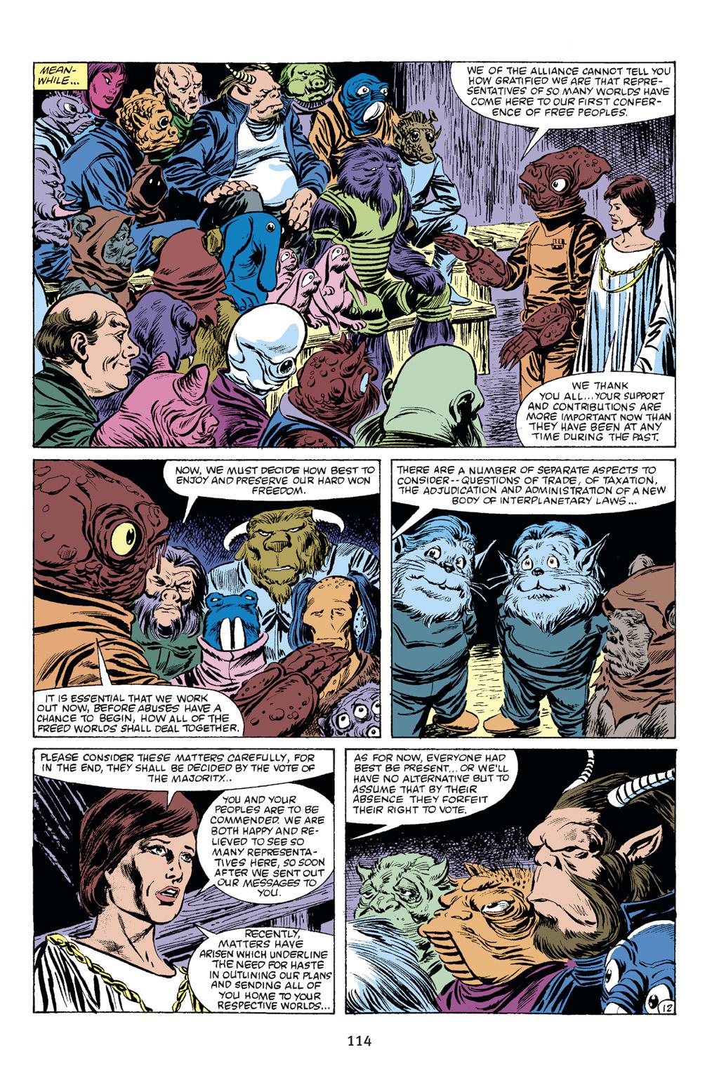 Read online Star Wars Omnibus comic -  Issue # Vol. 21 - 108
