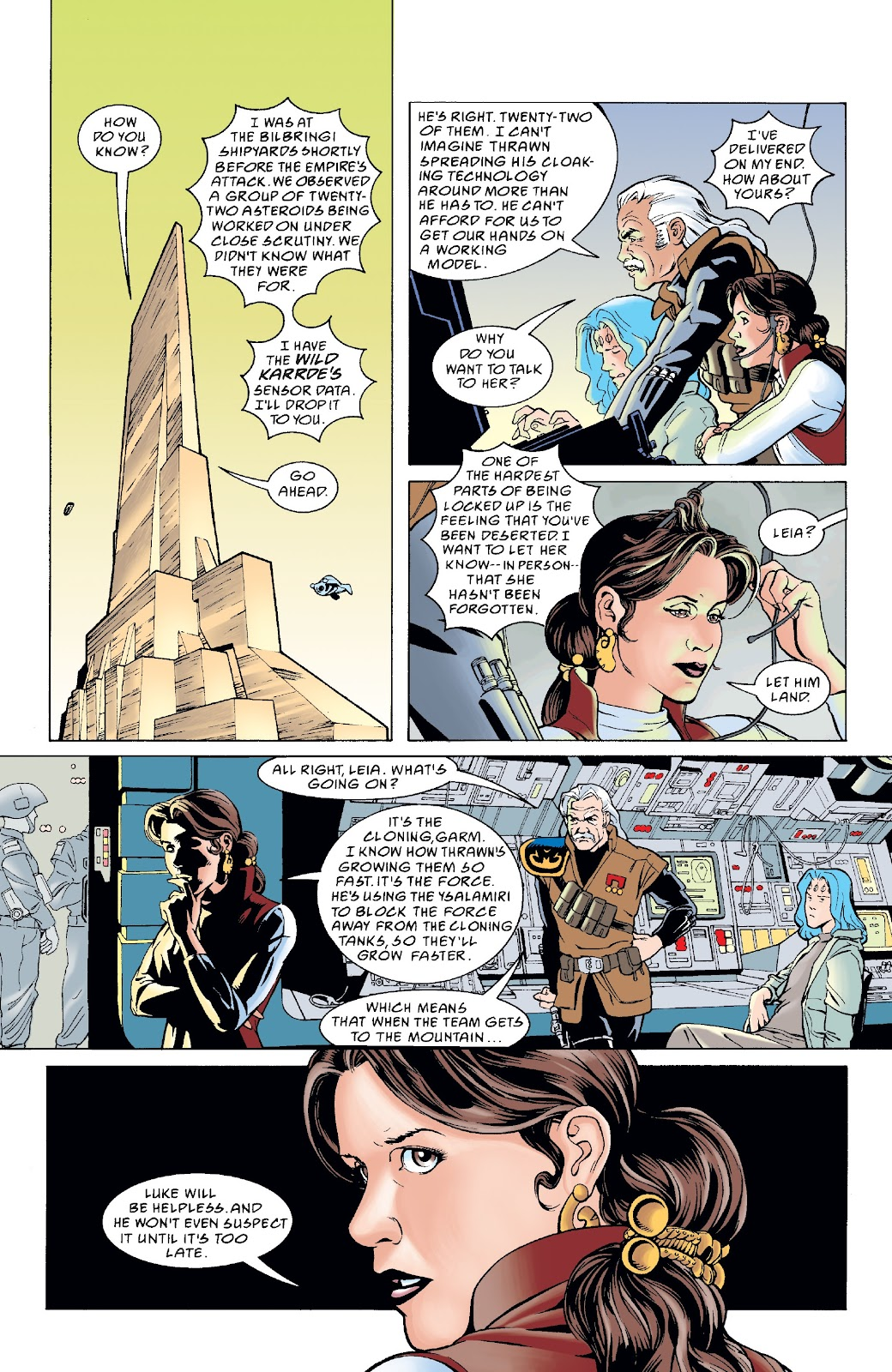 Read online Star Wars Legends: The New Republic - Epic Collection comic -  Issue # TPB 4 (Part 5) - 3