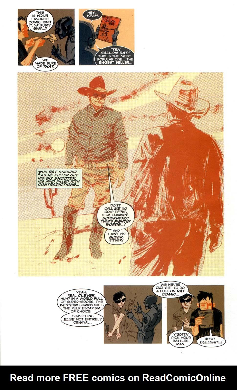 Read online Automatic Kafka comic -  Issue #9 - 16