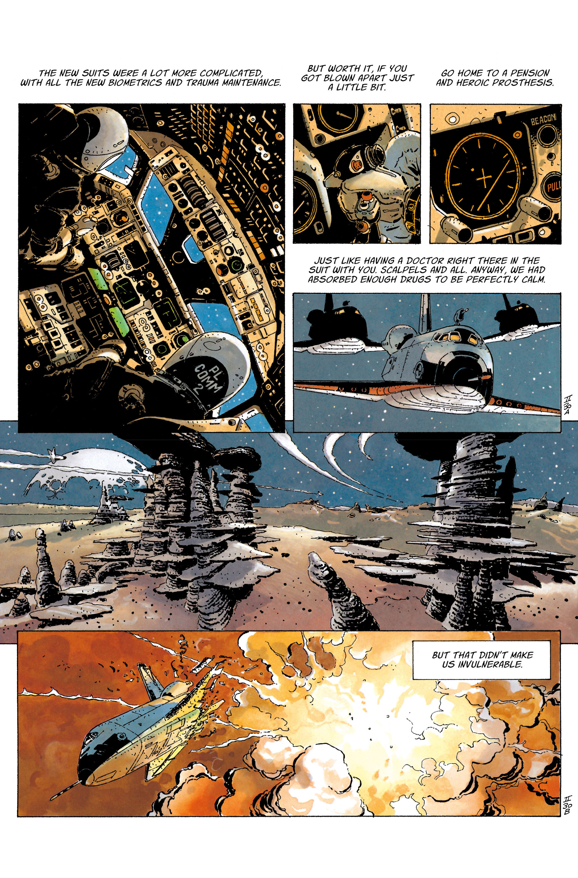 Read online The Forever War (2017) comic -  Issue #4 - 10