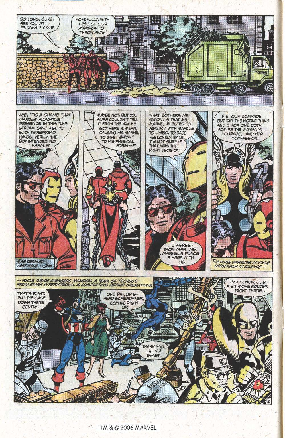 The Avengers (1963) 201 Page 3