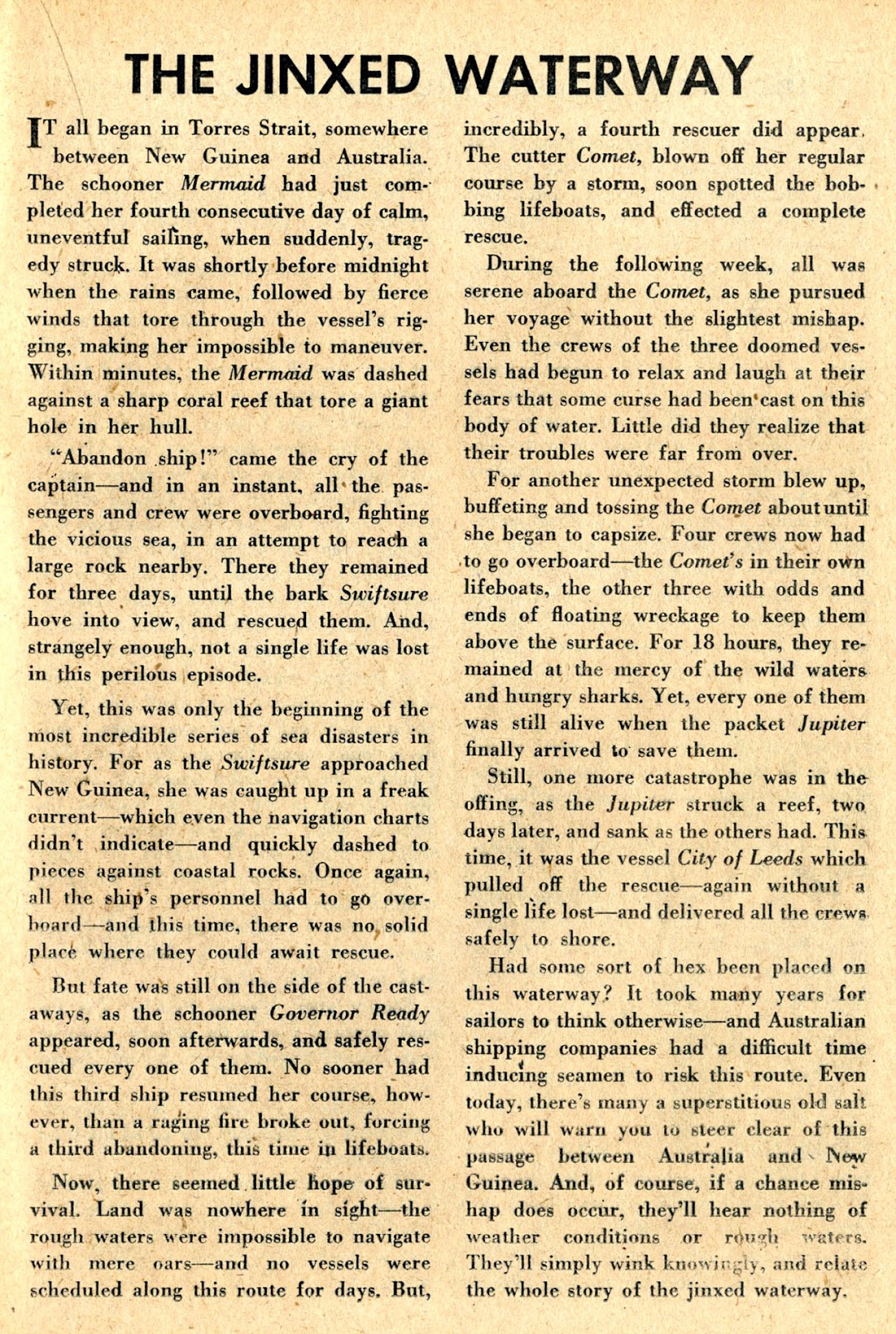 Challengers of the Unknown (1958) issue 3 - Page 17