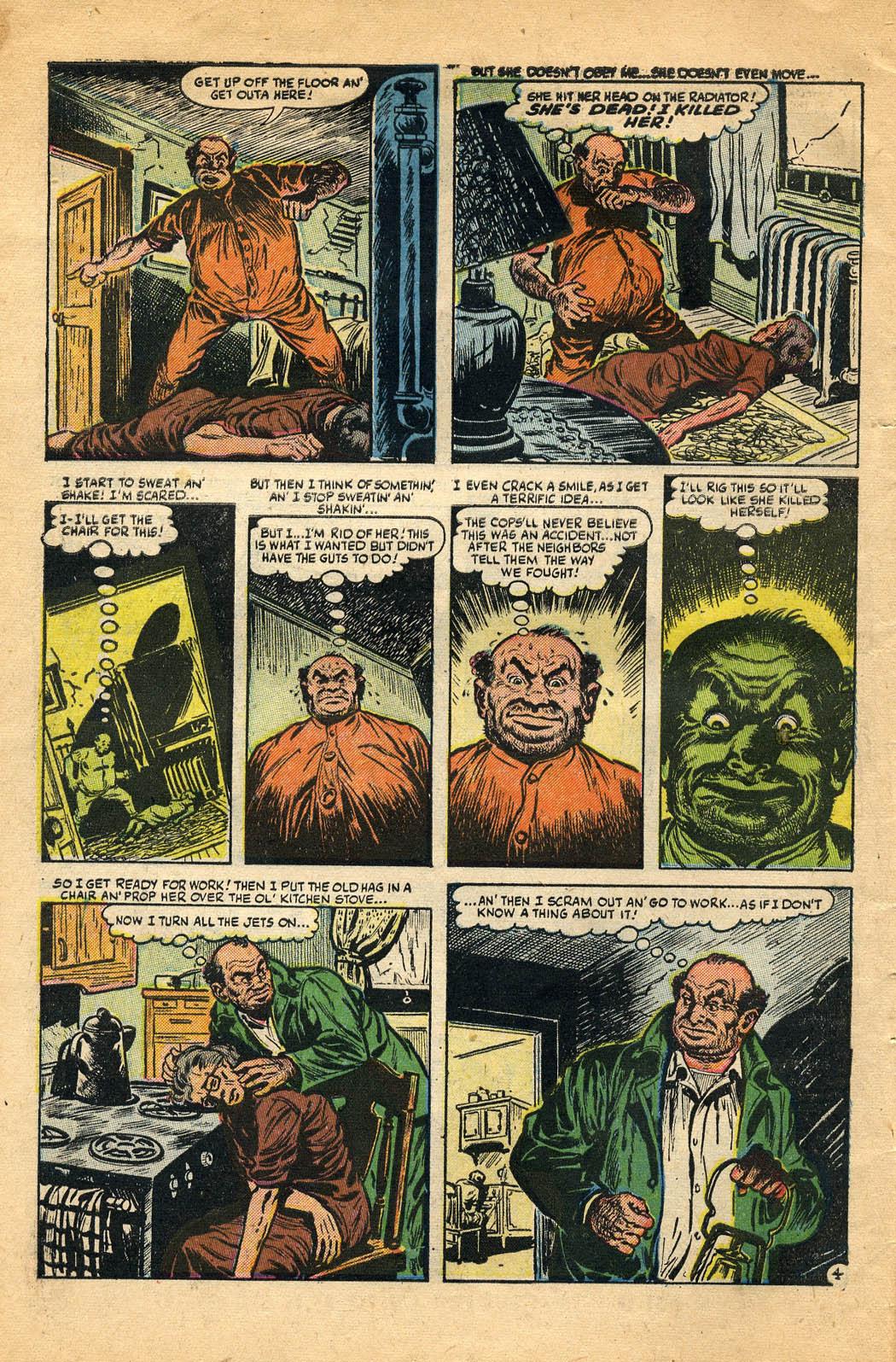 Read online Adventures into Weird Worlds comic -  Issue #29 - 6
