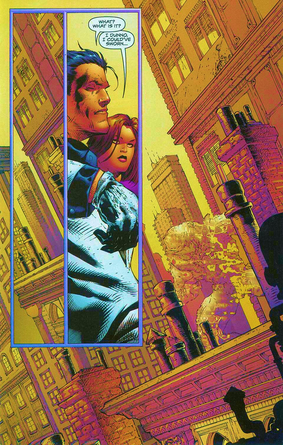Read online Overkill: Witchblade/Aliens/Darkness/Predator comic -  Issue #1 - 21