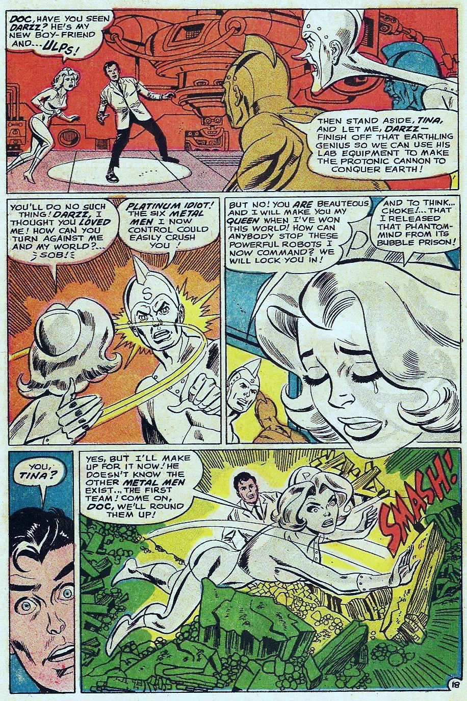 Metal Men (1963) issue 31 - Page 26
