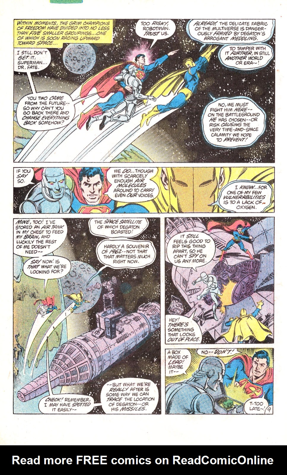 Read online All-Star Squadron comic -  Issue #15 - 13