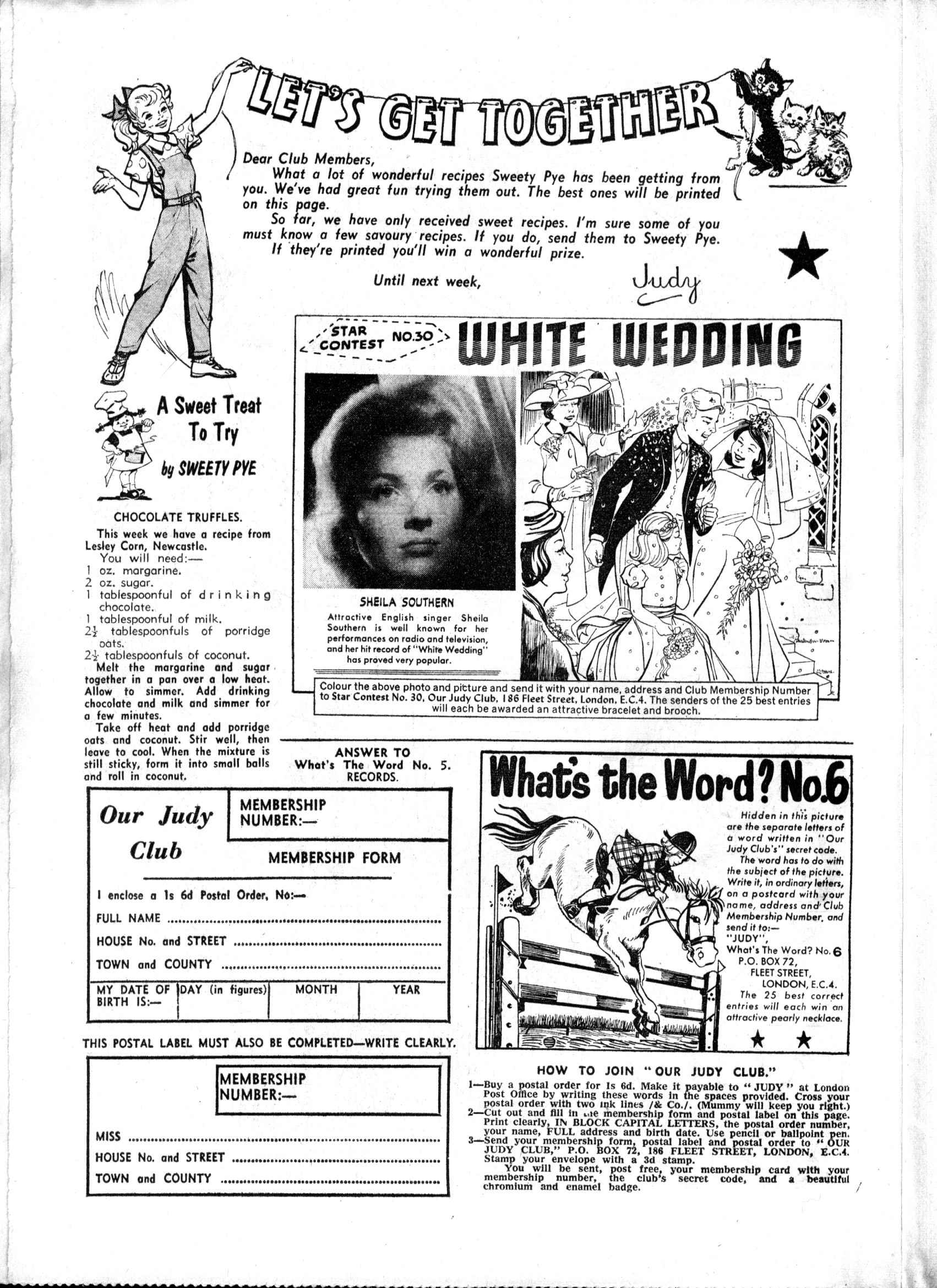 Read online Judy comic -  Issue #163 - 26