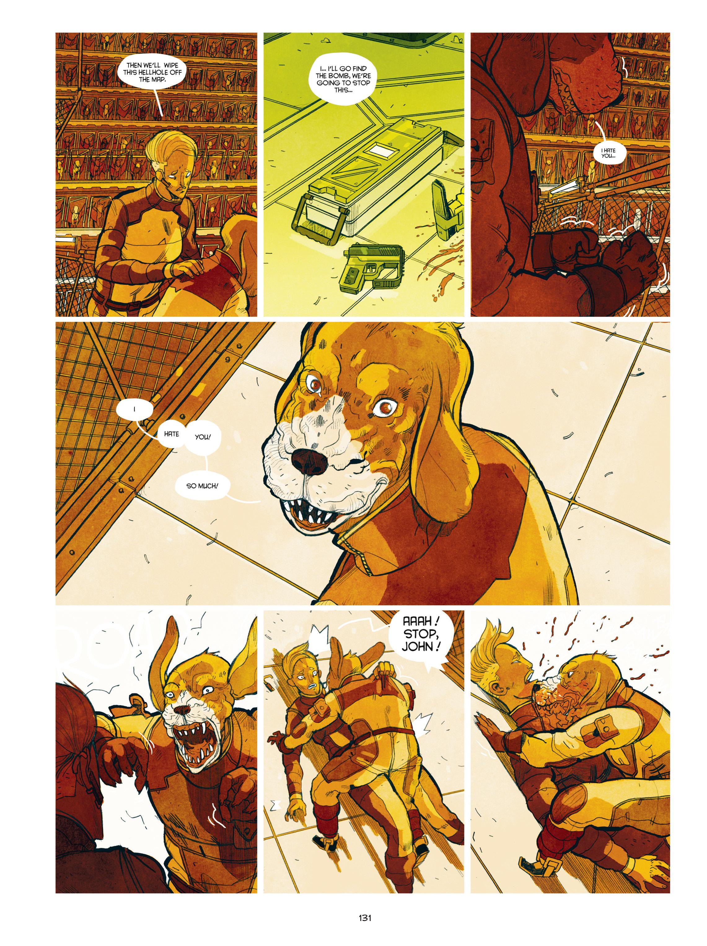 Read online Shangri-La comic -  Issue # Full - 132
