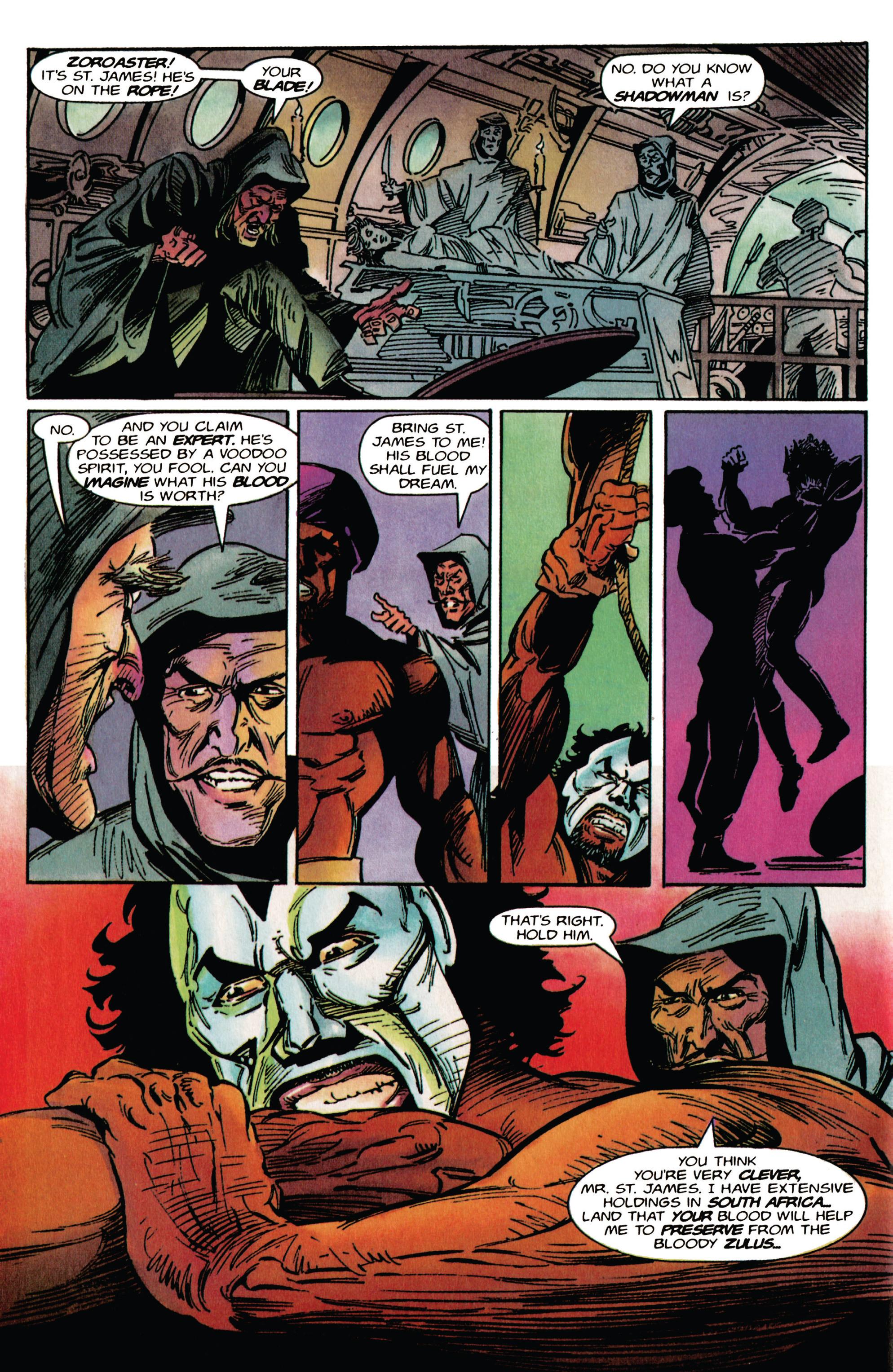 Read online Shadowman (1992) comic -  Issue # _TPB 1 - 34